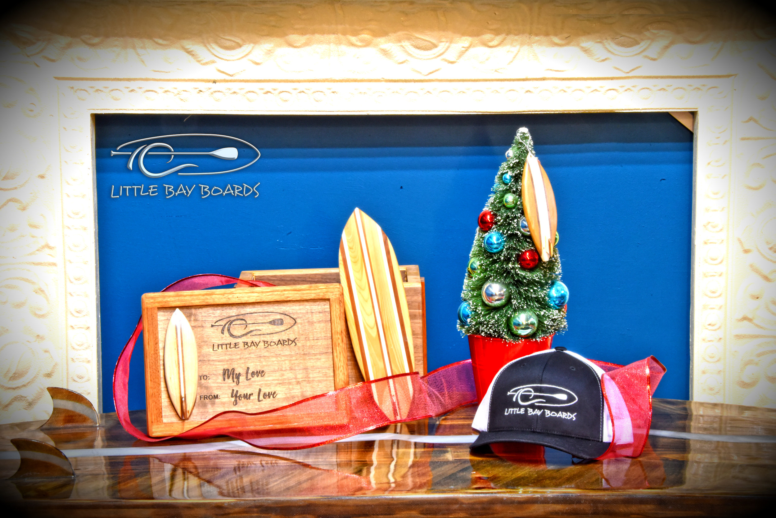 SUP gift box