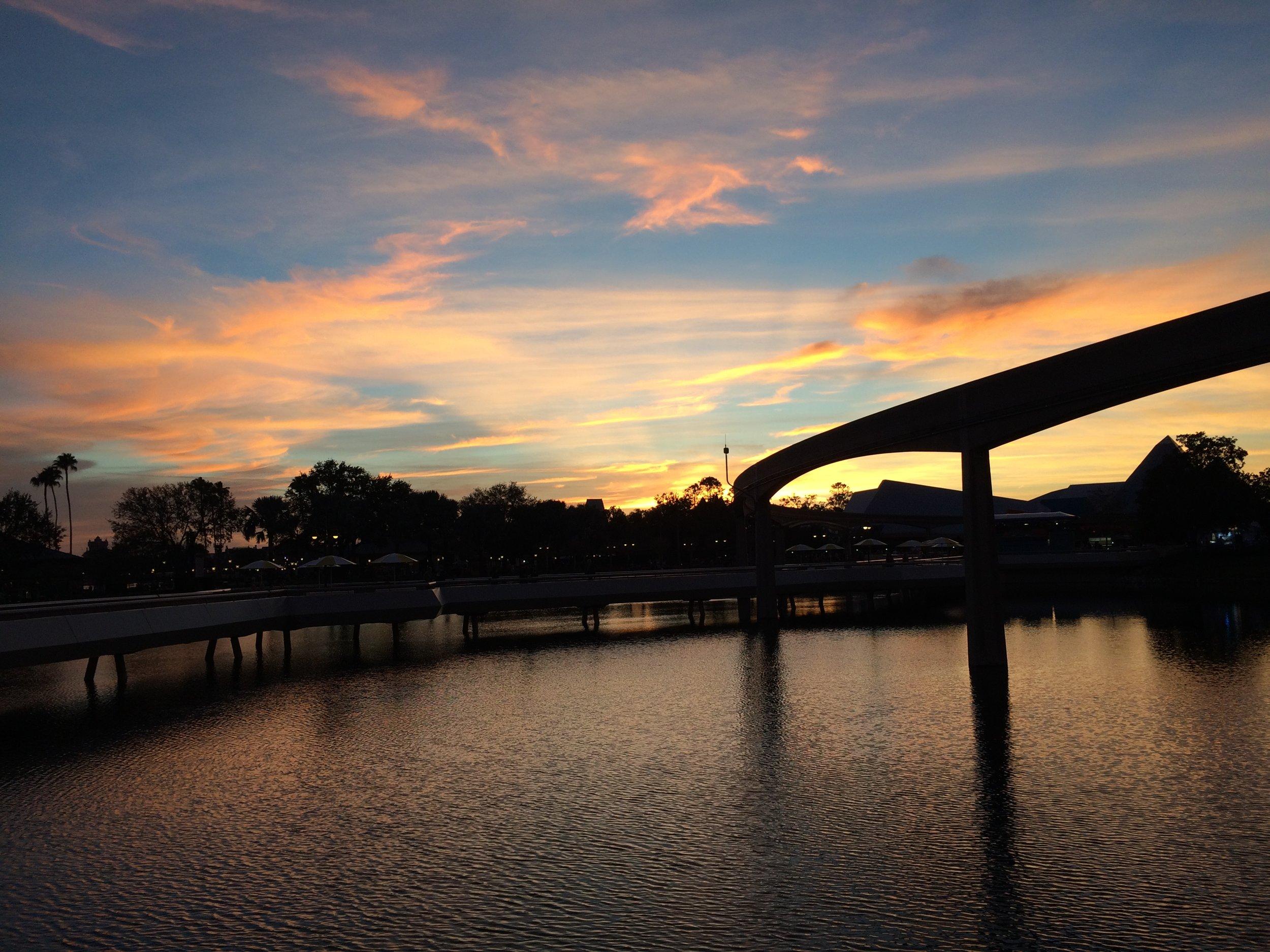 sunsetatepcot.JPG