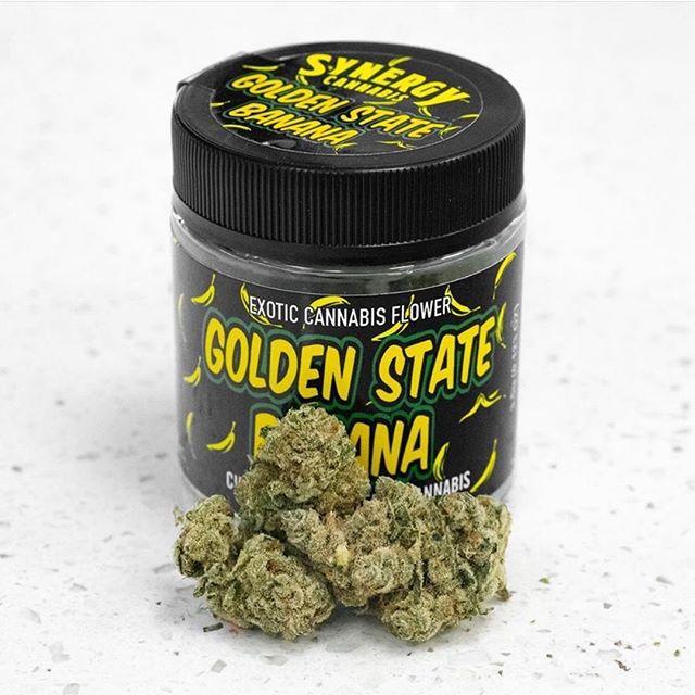 @cookiesredding530 Now in stock‼️@golden_state_banana 🍌 • The taste on this is amazing🤩 • @synergy_cannabis #CookiesRedding #goldenstatebanana #anotherdayanotherbanana #theresalwaysmoneyinthebananastand #CookiesCalifornia