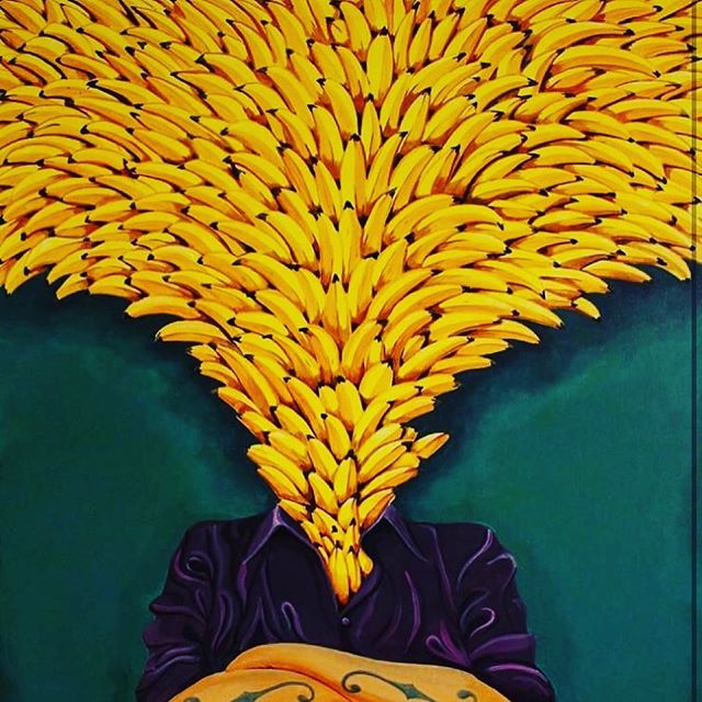 I got my #MindOnMyBanana & #MyBananaOnMind #RiseNGrind #goldenstatebanana #bananalife #theresalwaysmoneyinthebananastand #AnotherDayAnotherBanana 👨🏼🏫💭🍌