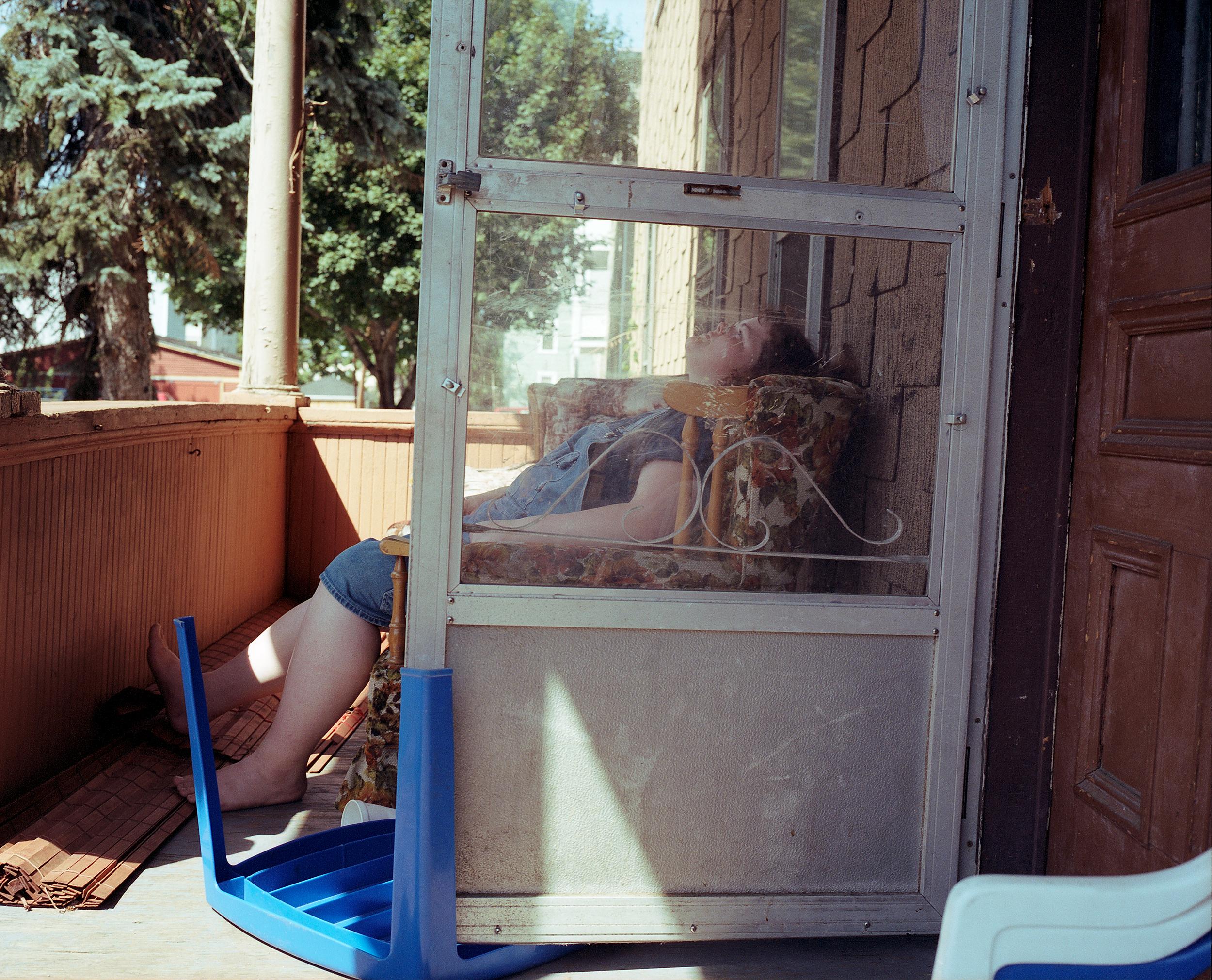 Melanie, 2002