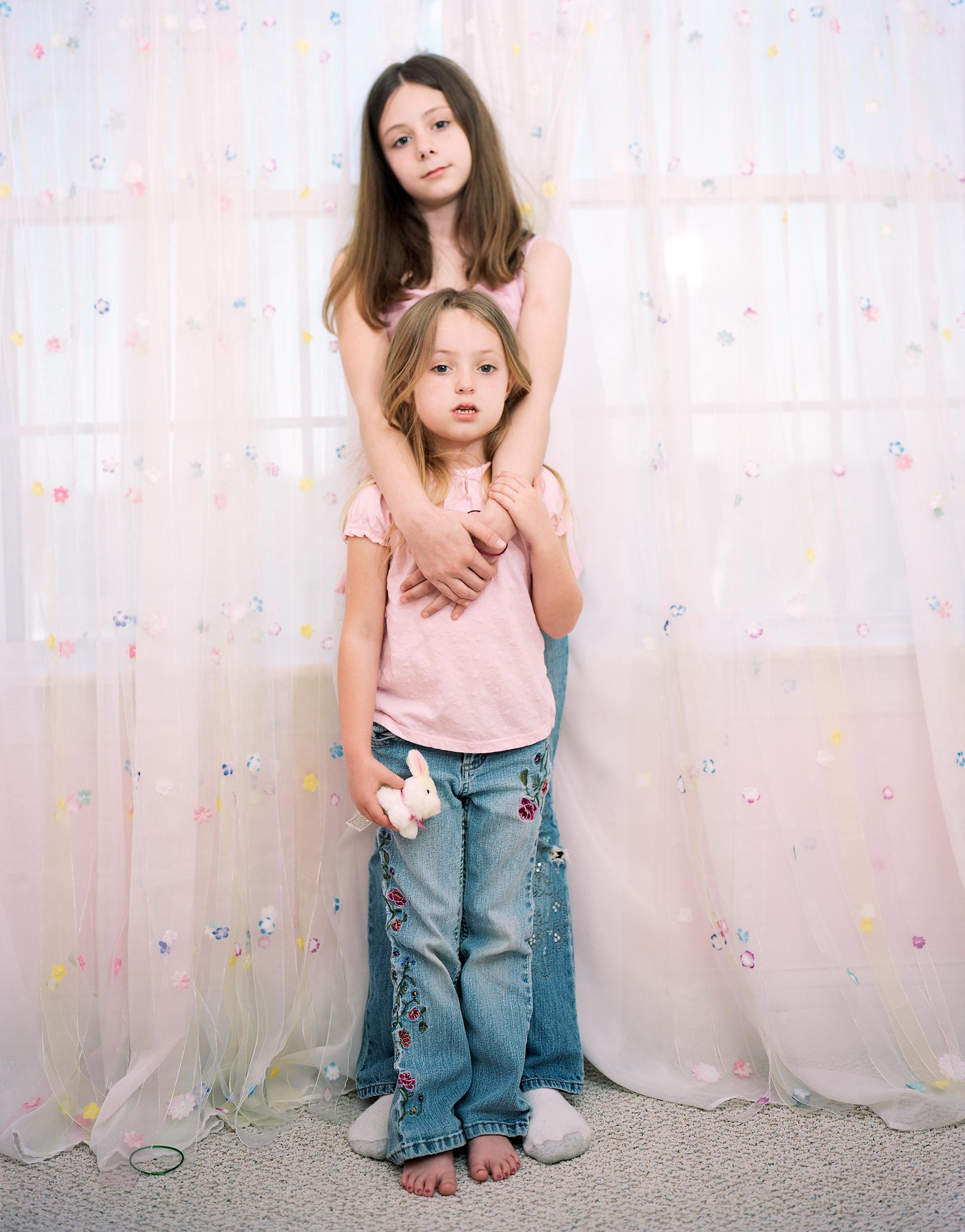 Julia and Olivia, 2007