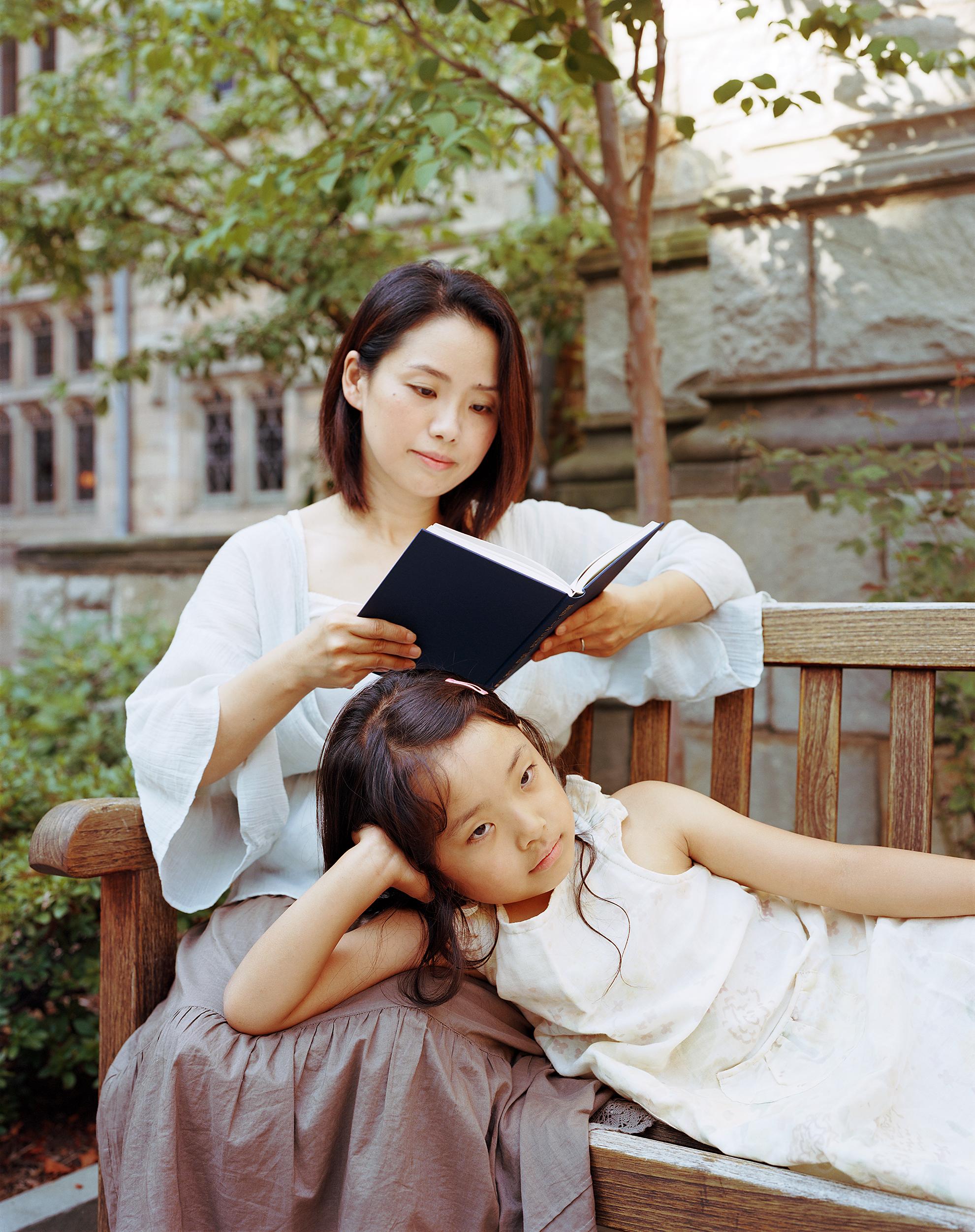 Naomi and Erika, 2009