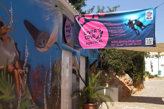 diver's cove portugal casa misa