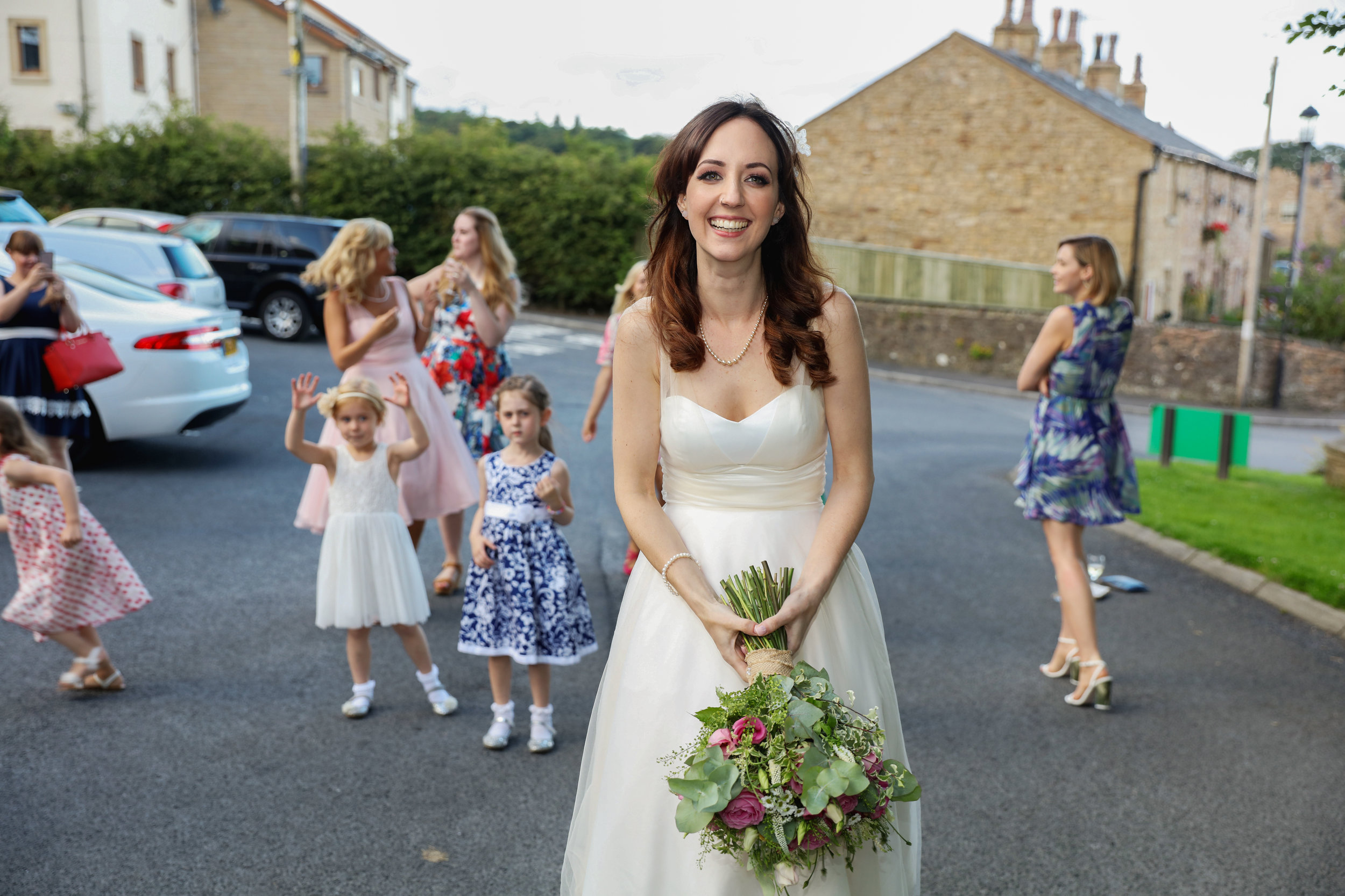 Chipping Lancashire wedding photography