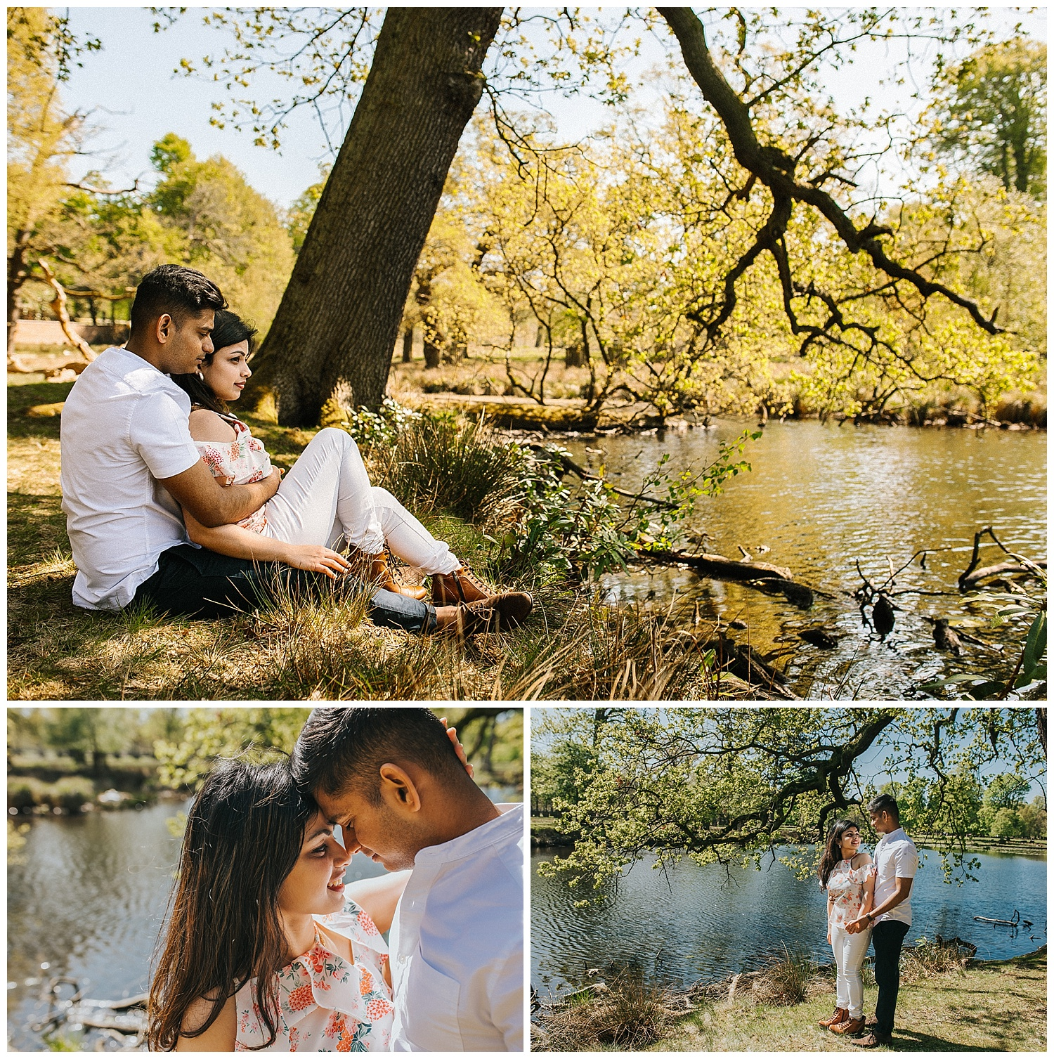 Dunham massey pre wedding shoot