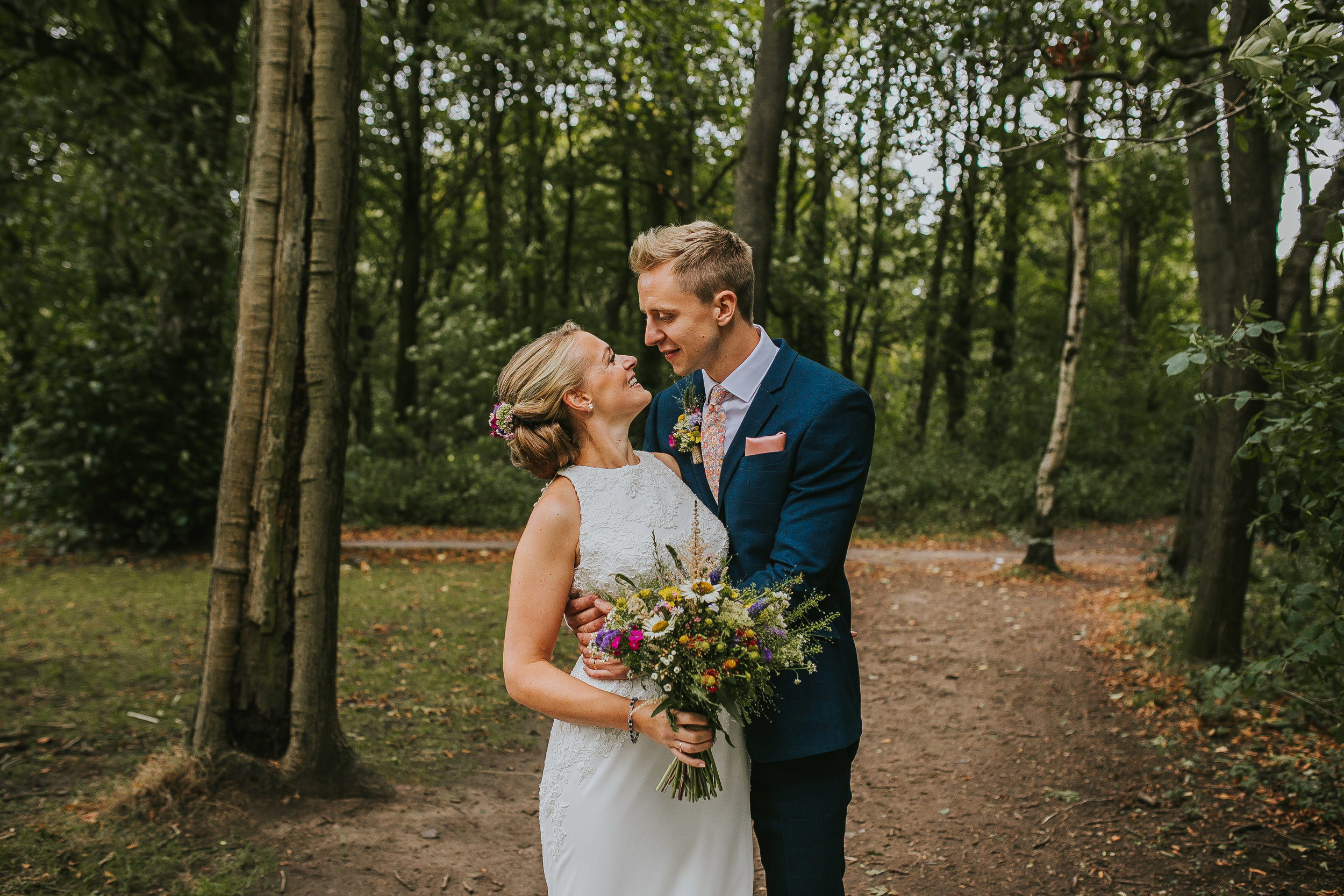 heaton park wedding phtoography