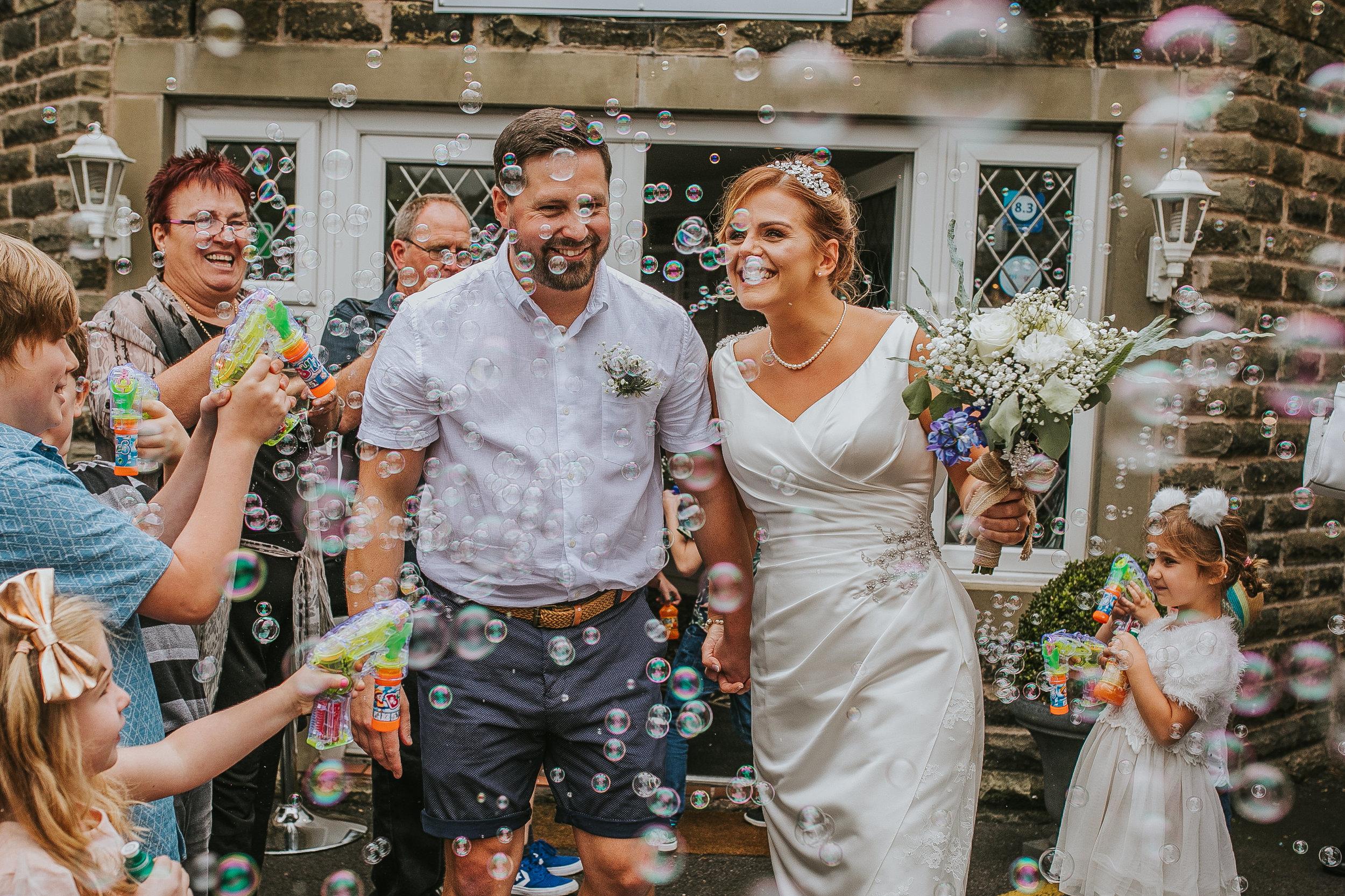 Grains bar hotel wedding photography