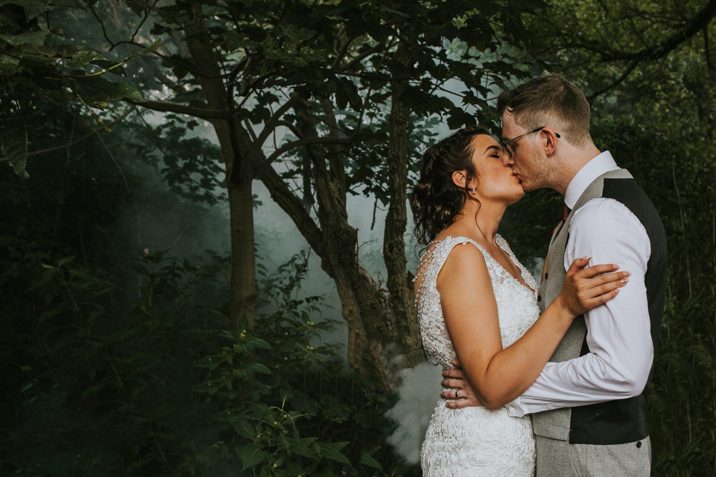 The old grammar school wedding photography