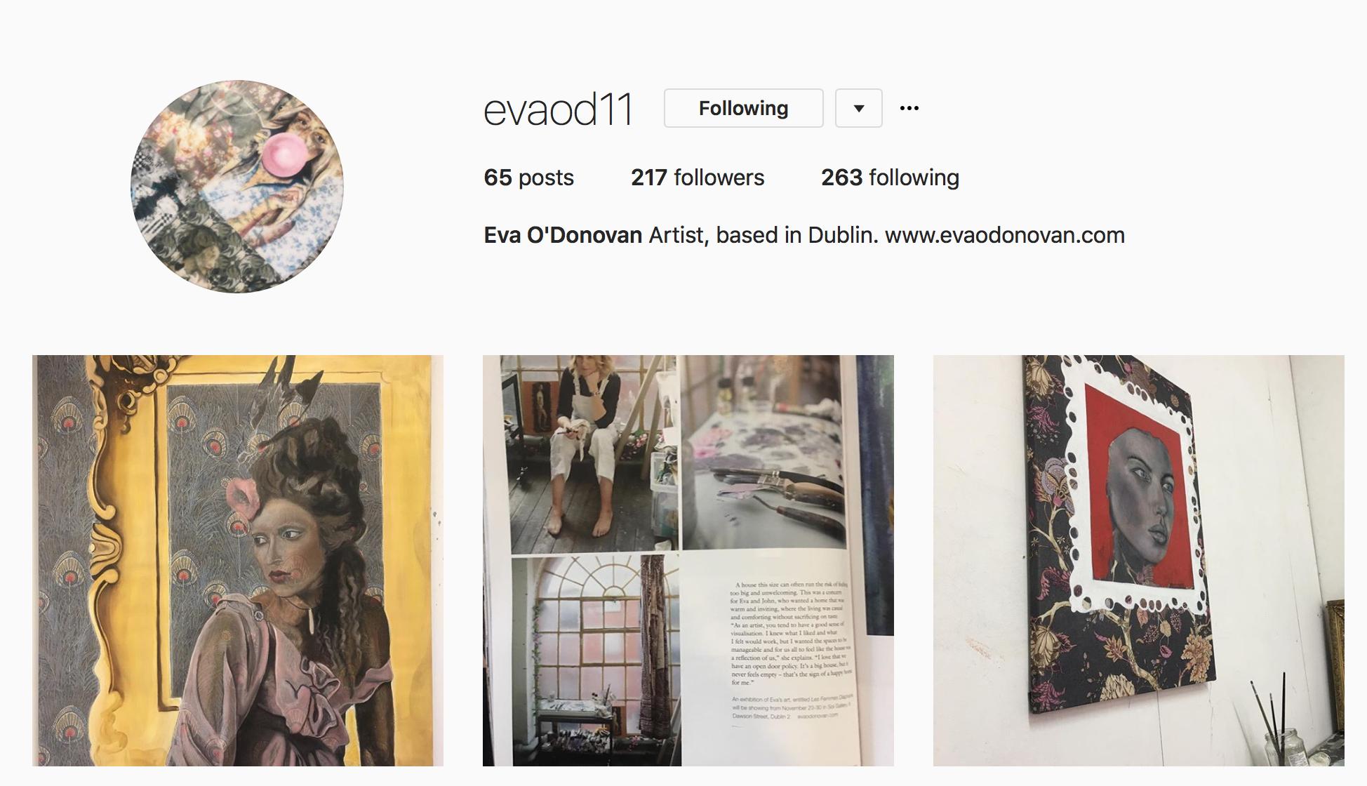 Eva on Instagram