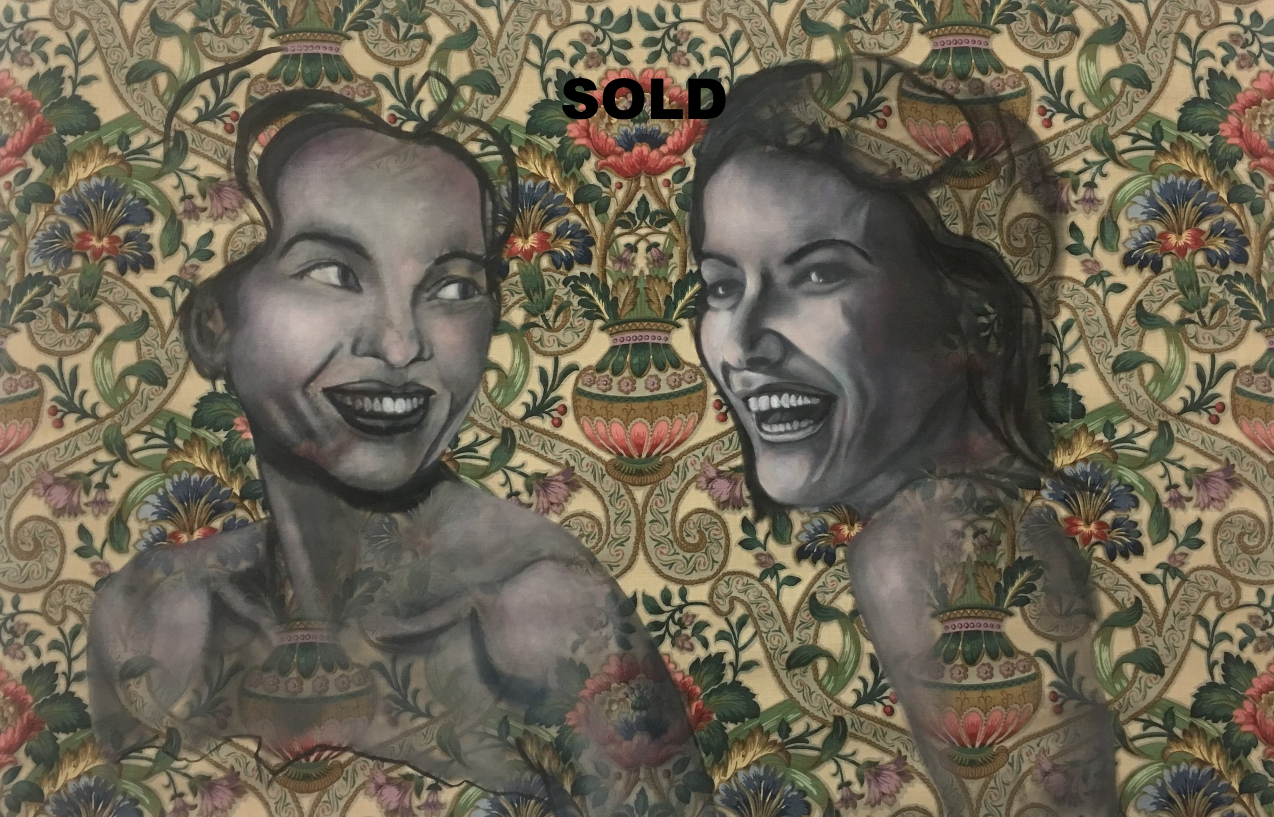 ^ Lena et Louisa - SOLD