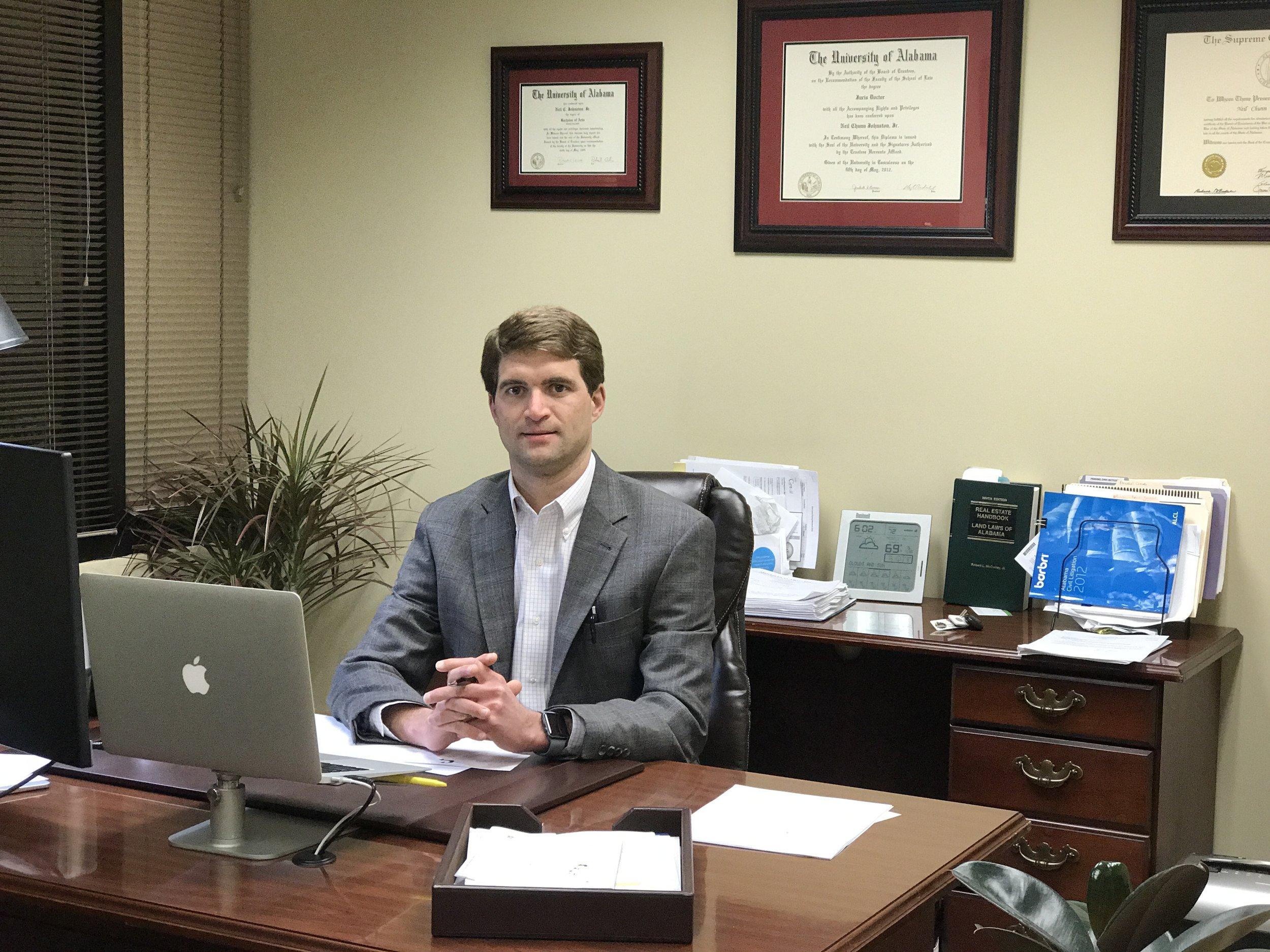 Neil Johnston Lawyer