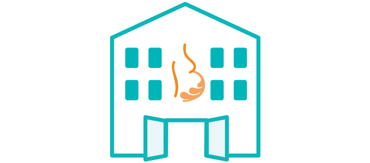 Our birth center is located in east Denver's Lowry neighborhood.