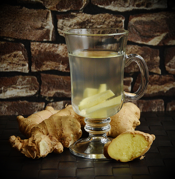 Ginger Tea is one of the many ways you can work this well-known herb into your diet.