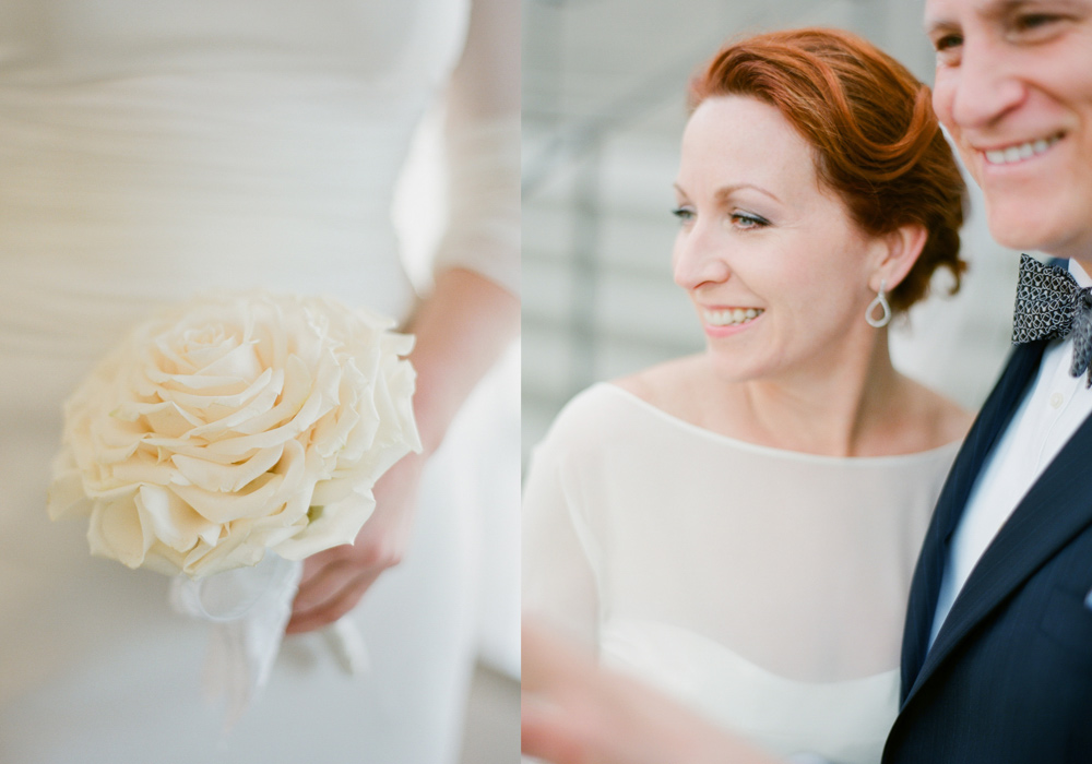 Here are a few memories from Kathleen's own wedding. -