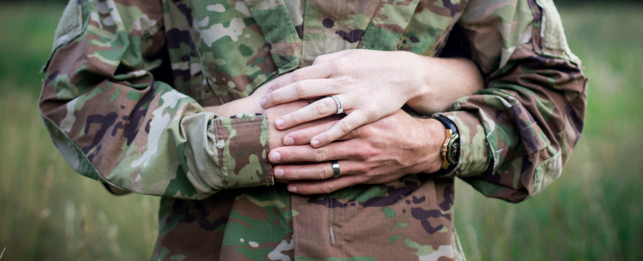 Preventing Veteran and Military Marriages from becoming a <br>HIDDEN CASUALTY OF WAR!