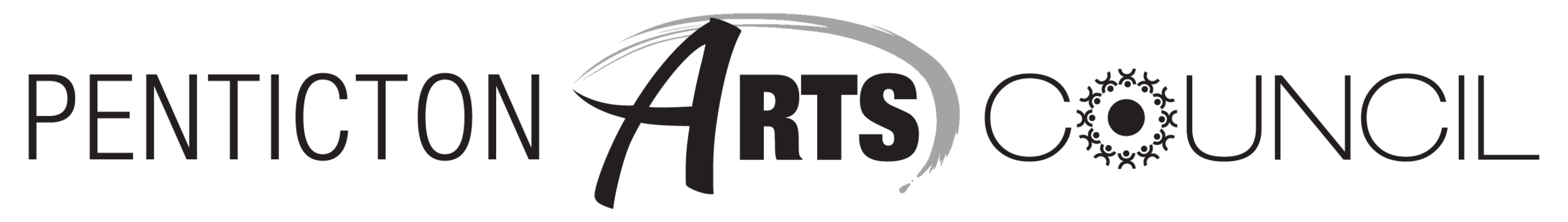 Penticton Arts Council logo (horizontal)black.png