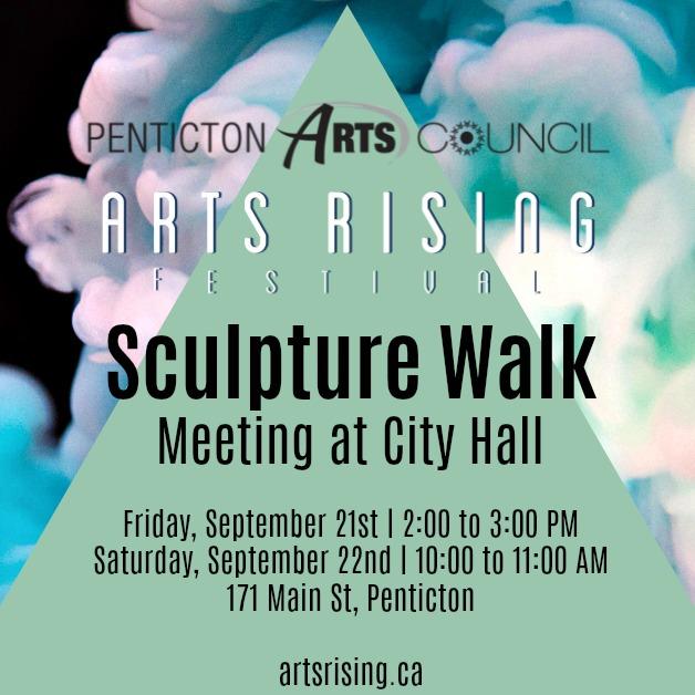 Arts Rising Sculpture Walk