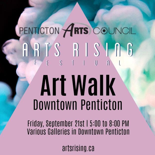 Arts Rising Art Walk