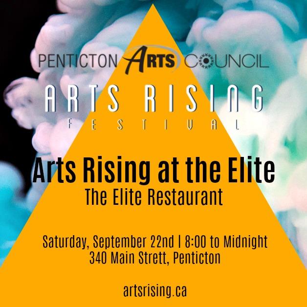 Arts Rising at the Elite