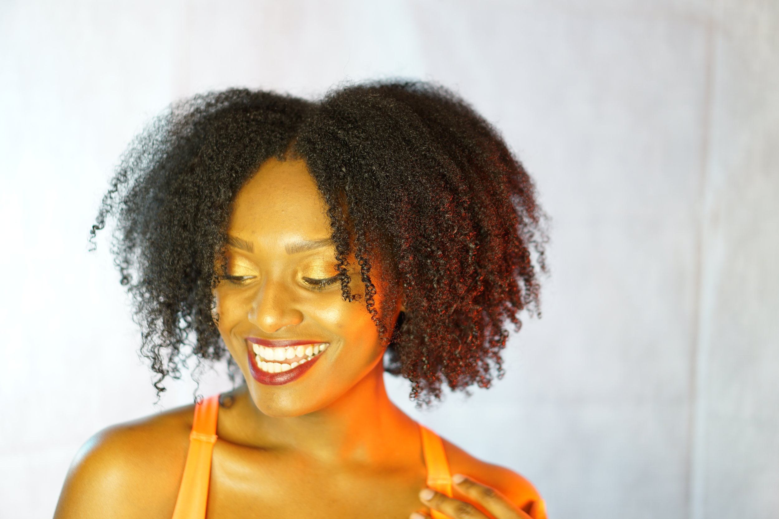 wHERE DO i start? - Let's start with this... This line changed wash and go's for me... forever!!! From day one I was under the impression that I needed gel to do a wash and go. I just knew that with out it my hair would shrink up even more and appear undefined.The day I did this wash and go I decided I was done fighting with gel and its hair drying properties and I went with out.