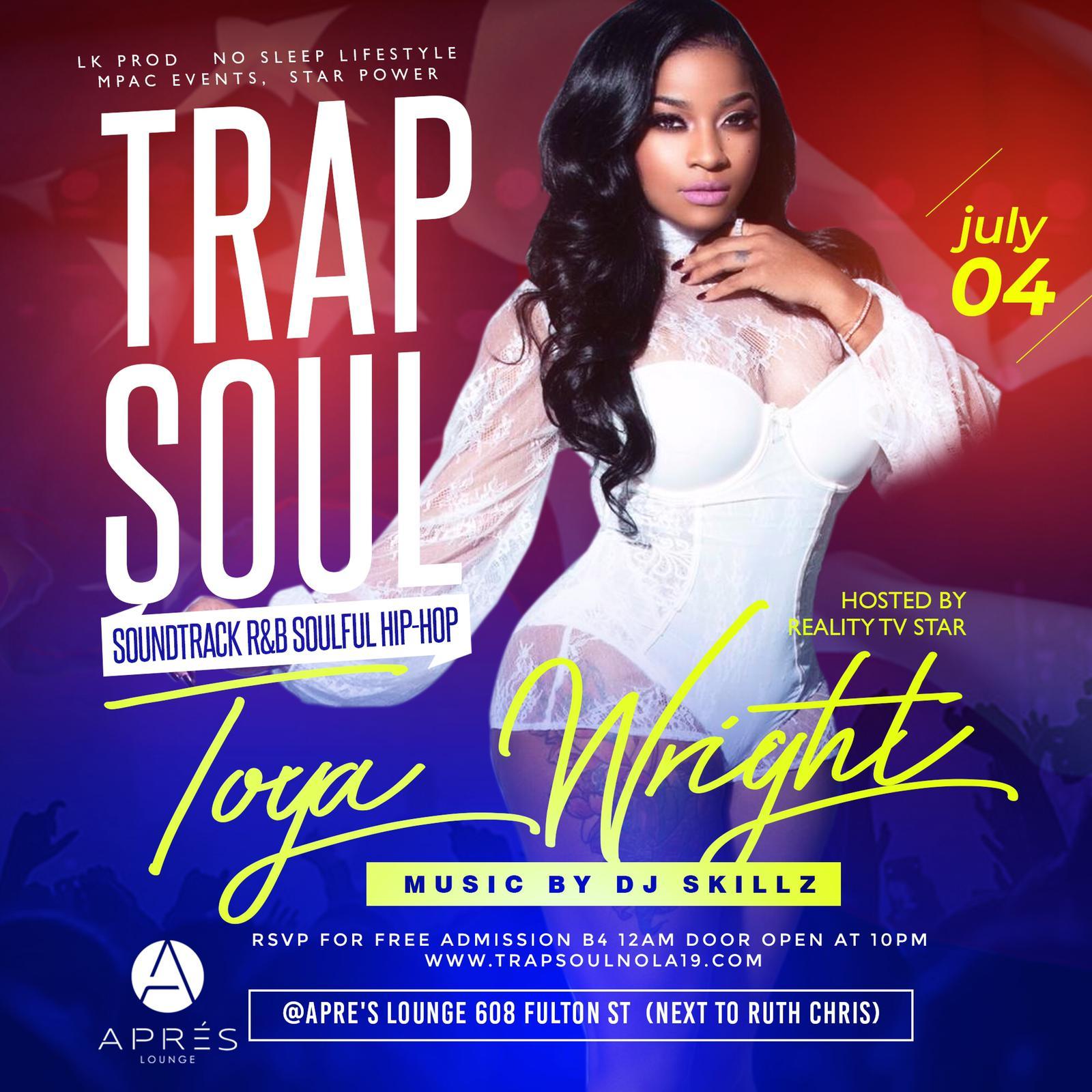 Trap Soul Soundtrack R&B + Soulful Hip Hop