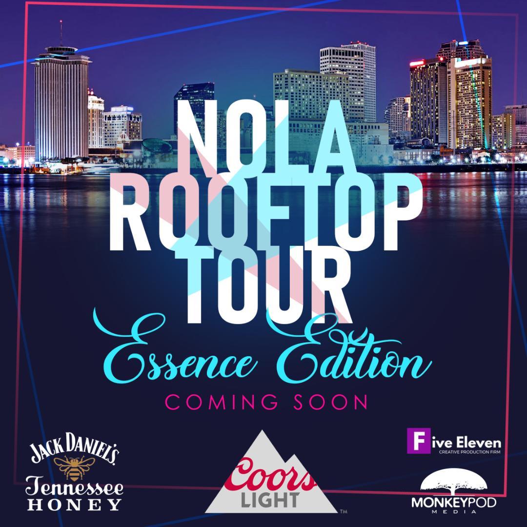NOLA Rooftop Tour
