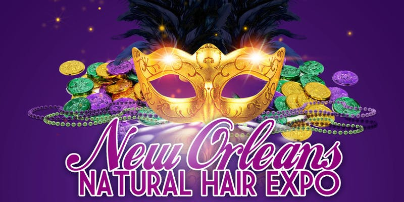 New Orleans Natural Hair Expo - July 6th - 7th If your a naturalista or want to be, this is a nice event for you to attend. You will have a chance to check out some of your favorite brands, mix and mingle with other naturalistas, attend workshops, shop, or just have some drinks and dance! There is also an option to attend their close out brunch the next morning! Tickets start at $20.
