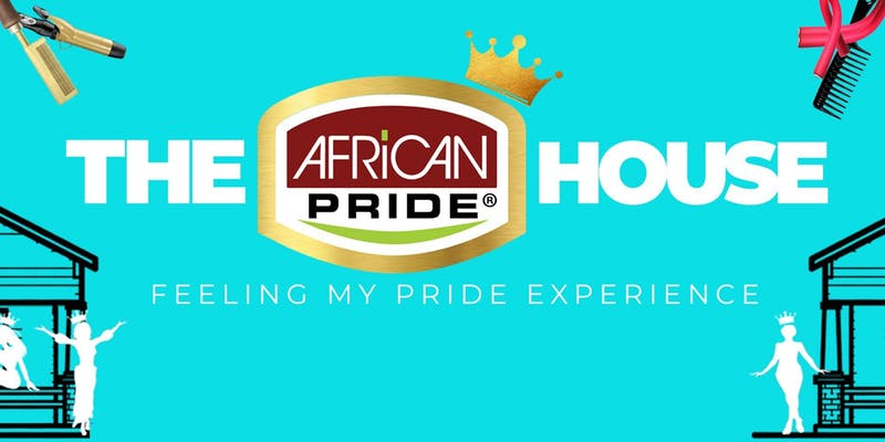 African Pride House - July 6th-7th 10a-6pmThese curated experience rooms take attendees along a journey to relive positive memories and reminisce on beloved places from the past, giving them a reason to celebrate where they are now over the course of 2 days.