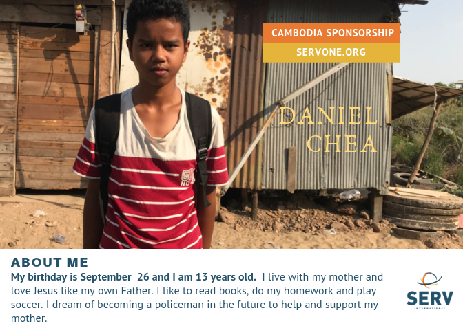 CHEA IS NEW TO THE PROGRAM AND IS NOT SPONSORED.