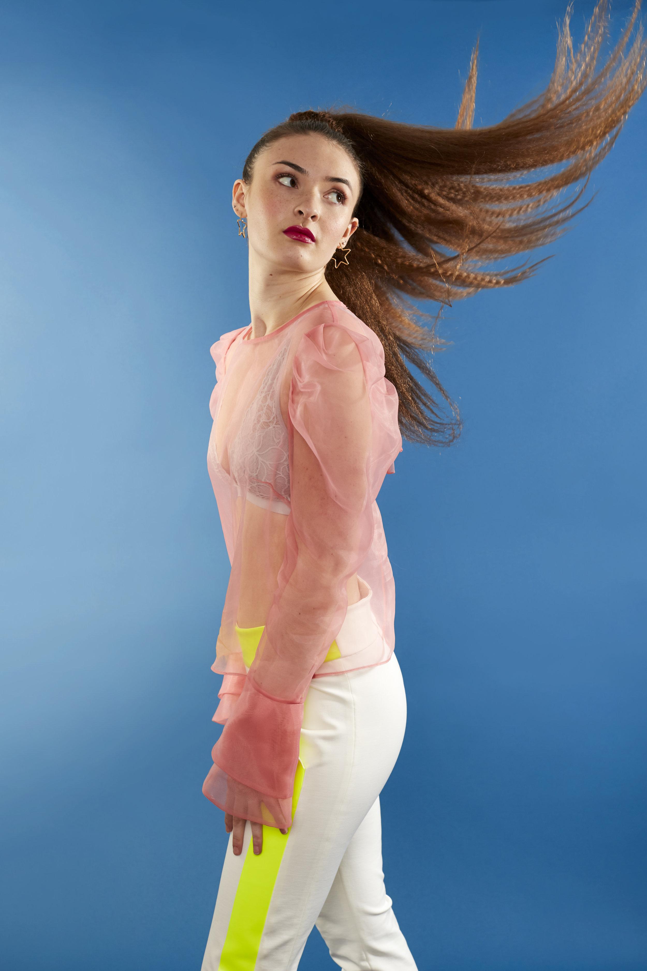 Photographer: Erich Valo  Hair and Makeup Artist: Rebecca Butz  Model: Eva Concepcion