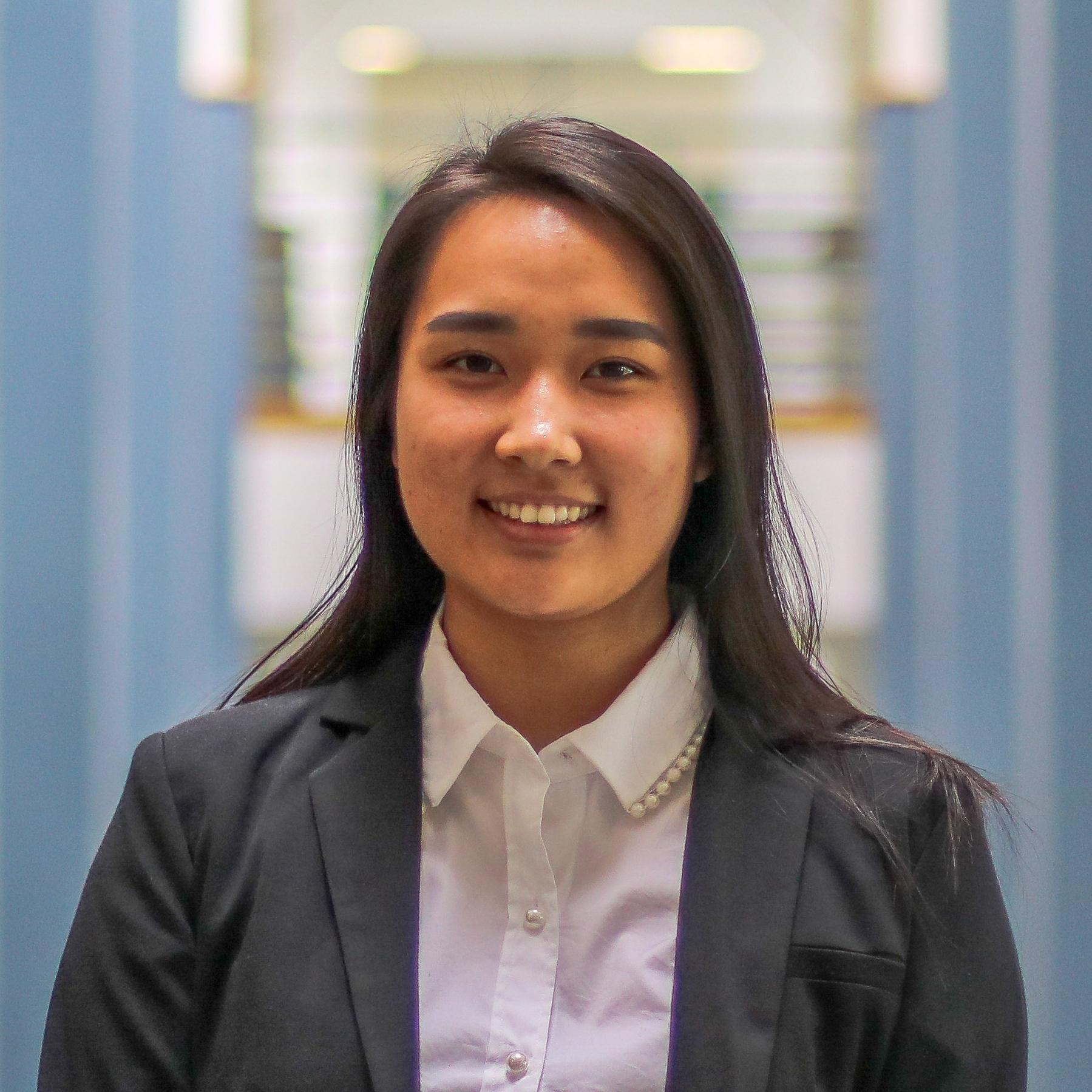 AMY HUANG    Accounting, 2020