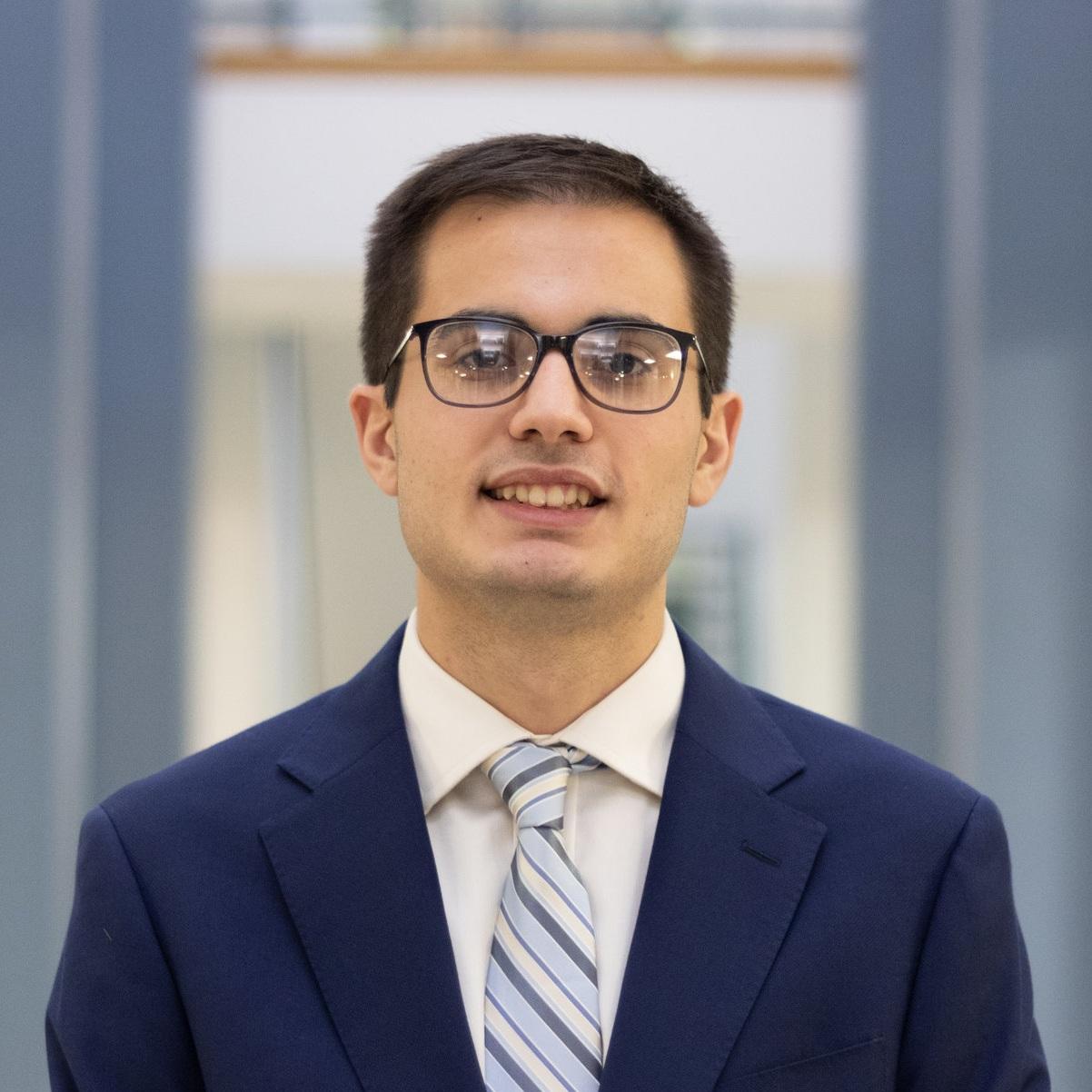 NICHOLAS ZOURAS    Finance & Business Information Systems, 2022