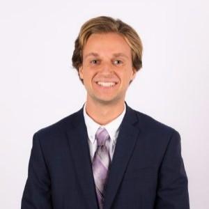 JOHN ST. PIERRE   Director of External Relations, 2017