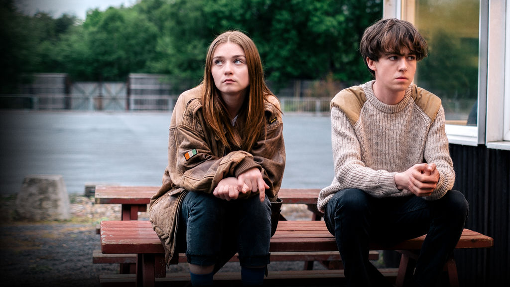A New Netflix Show to binge-The End of the F***ing World