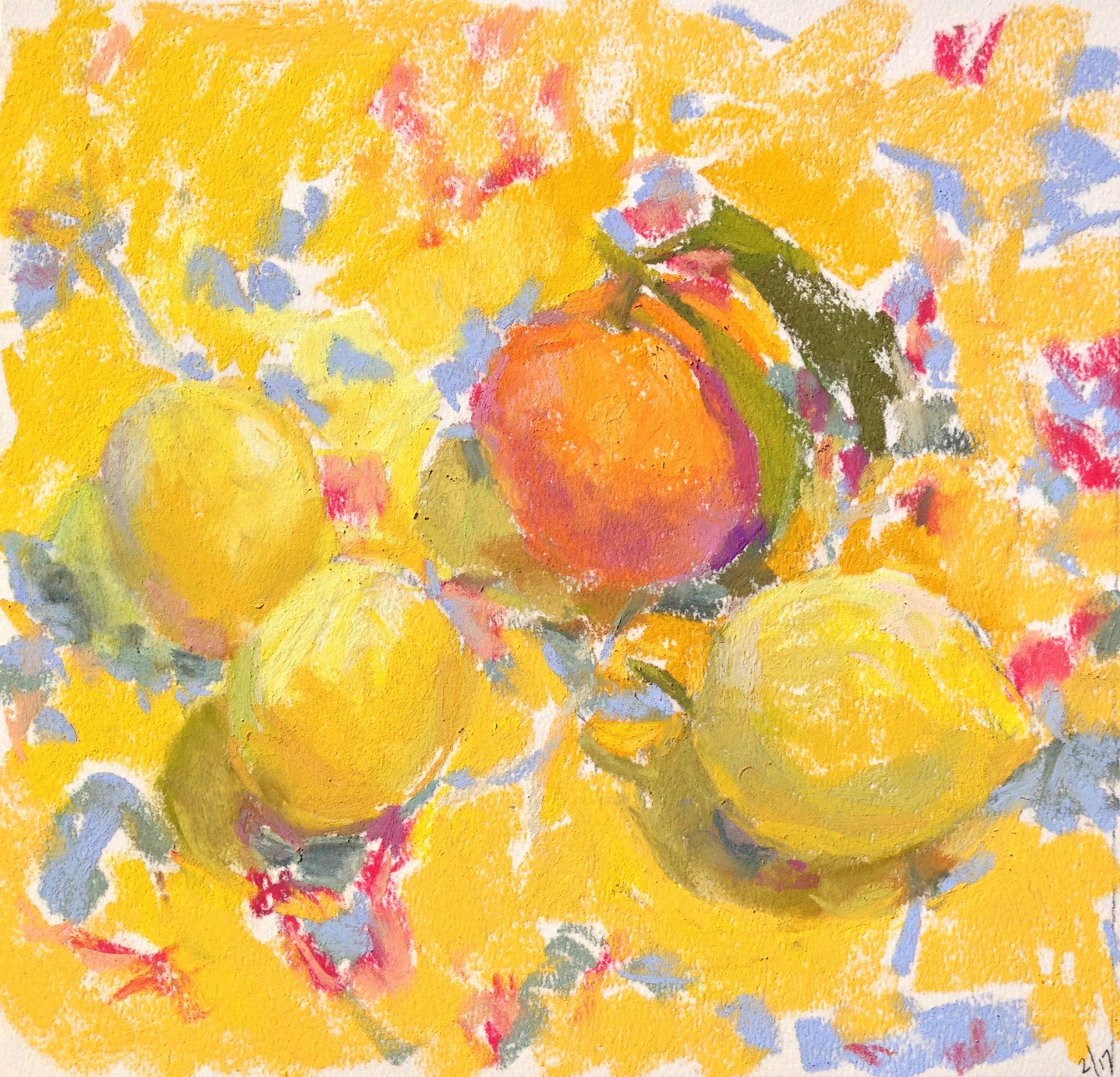 Citrus Series, Feb 17