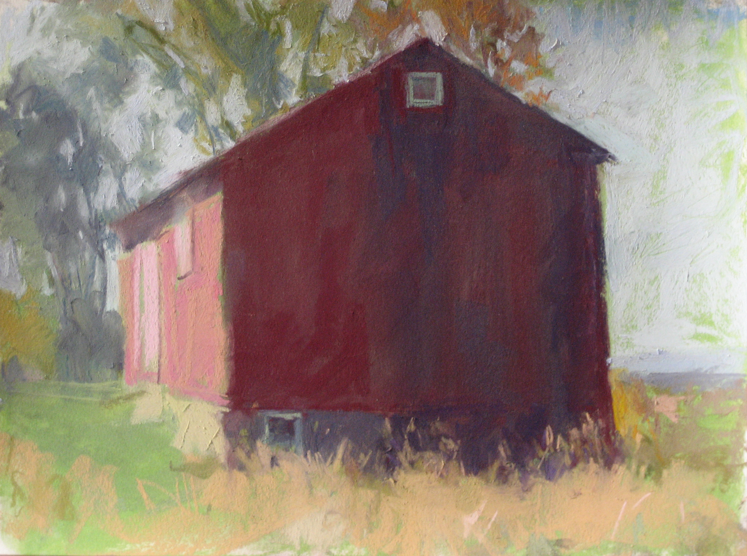 Damon Road Barn