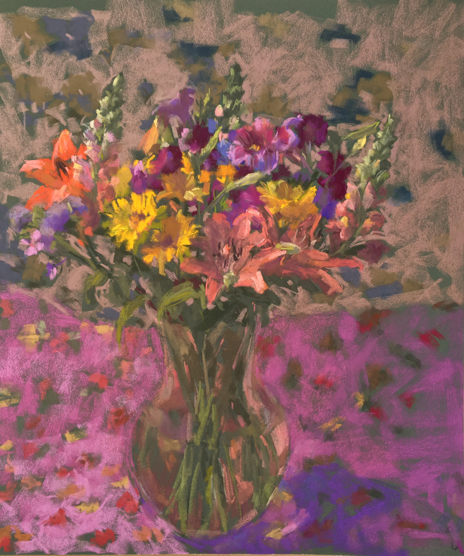 July Bouquet 1