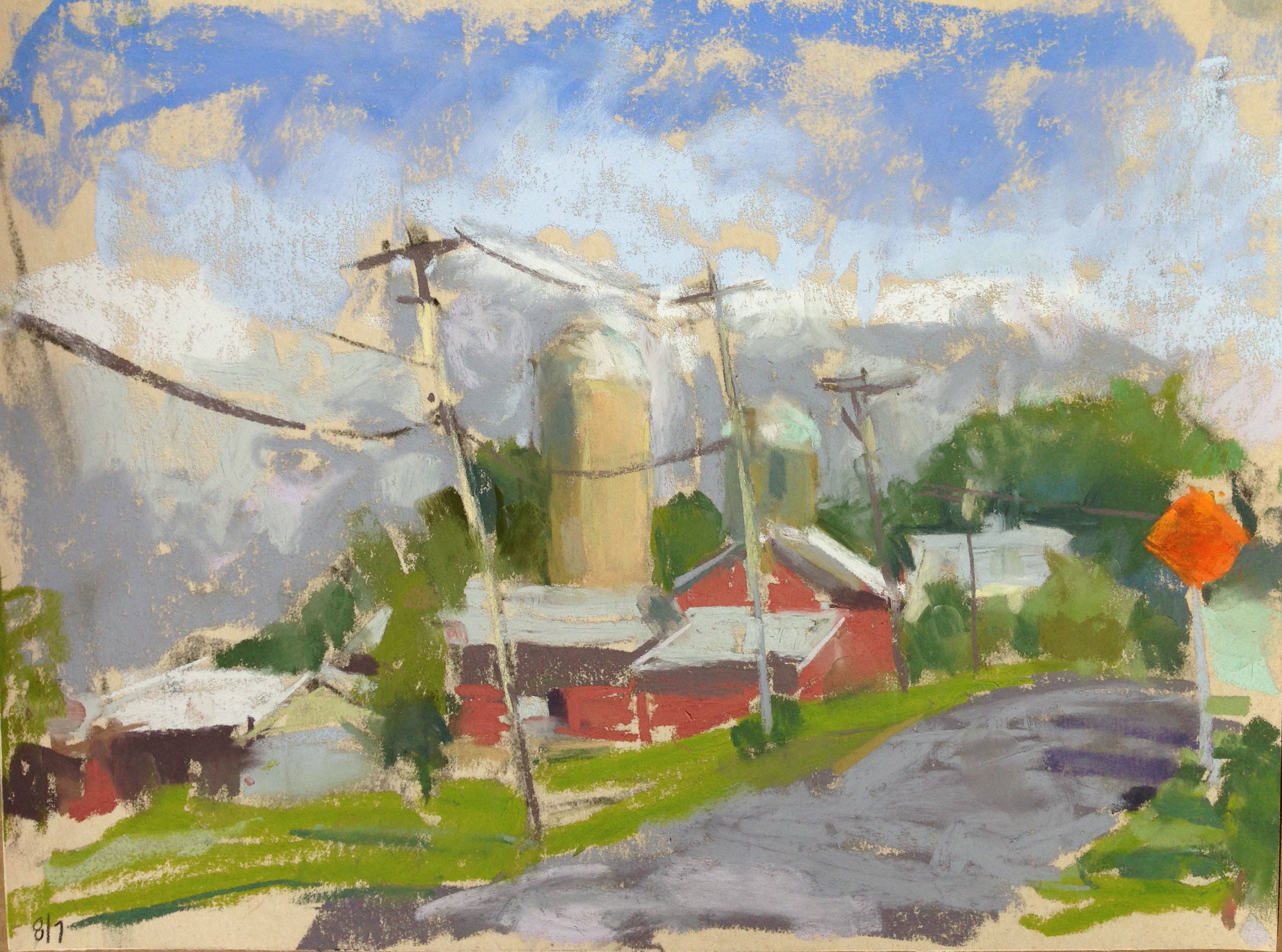 Burry Farm