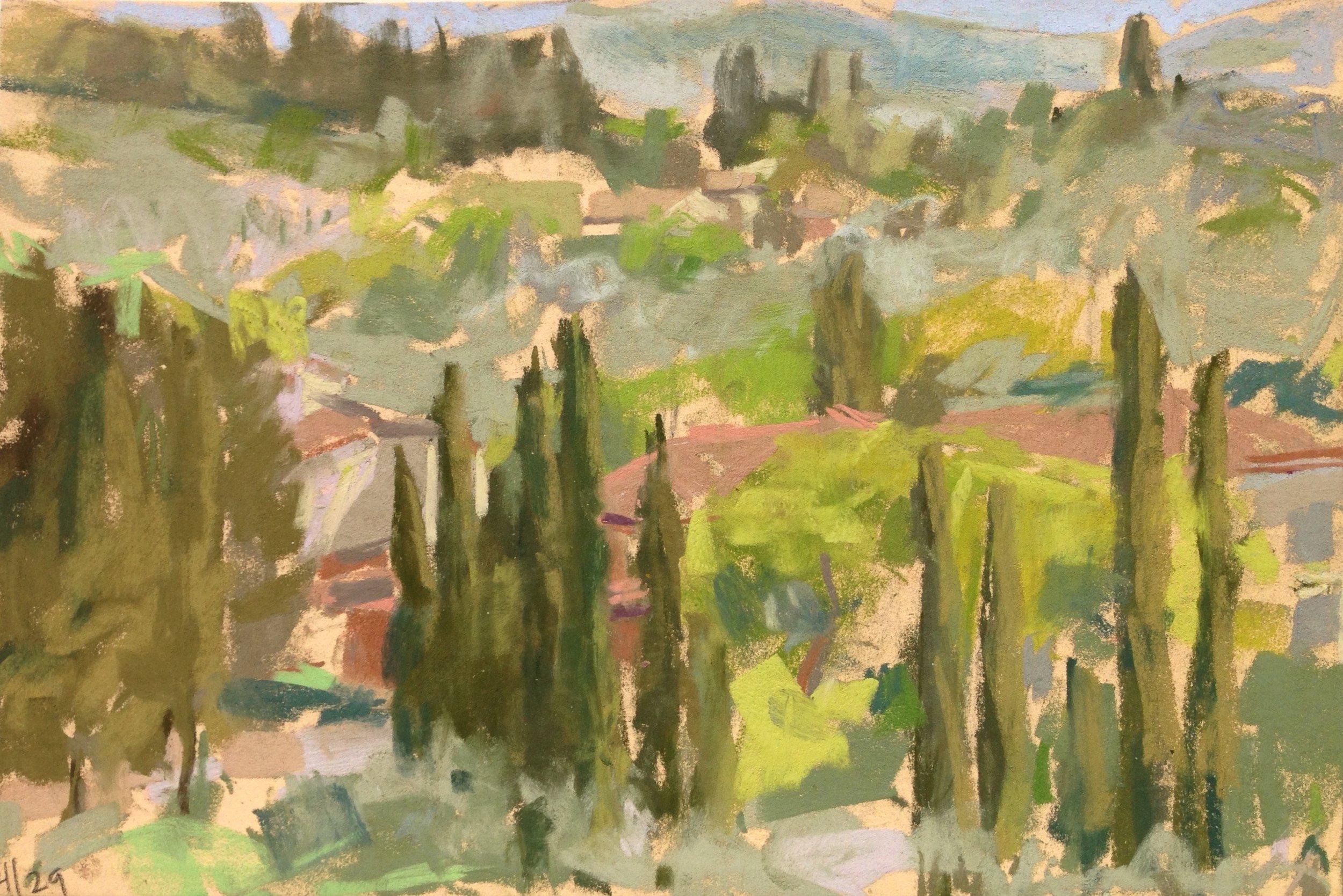 Tuscany, Apr 29