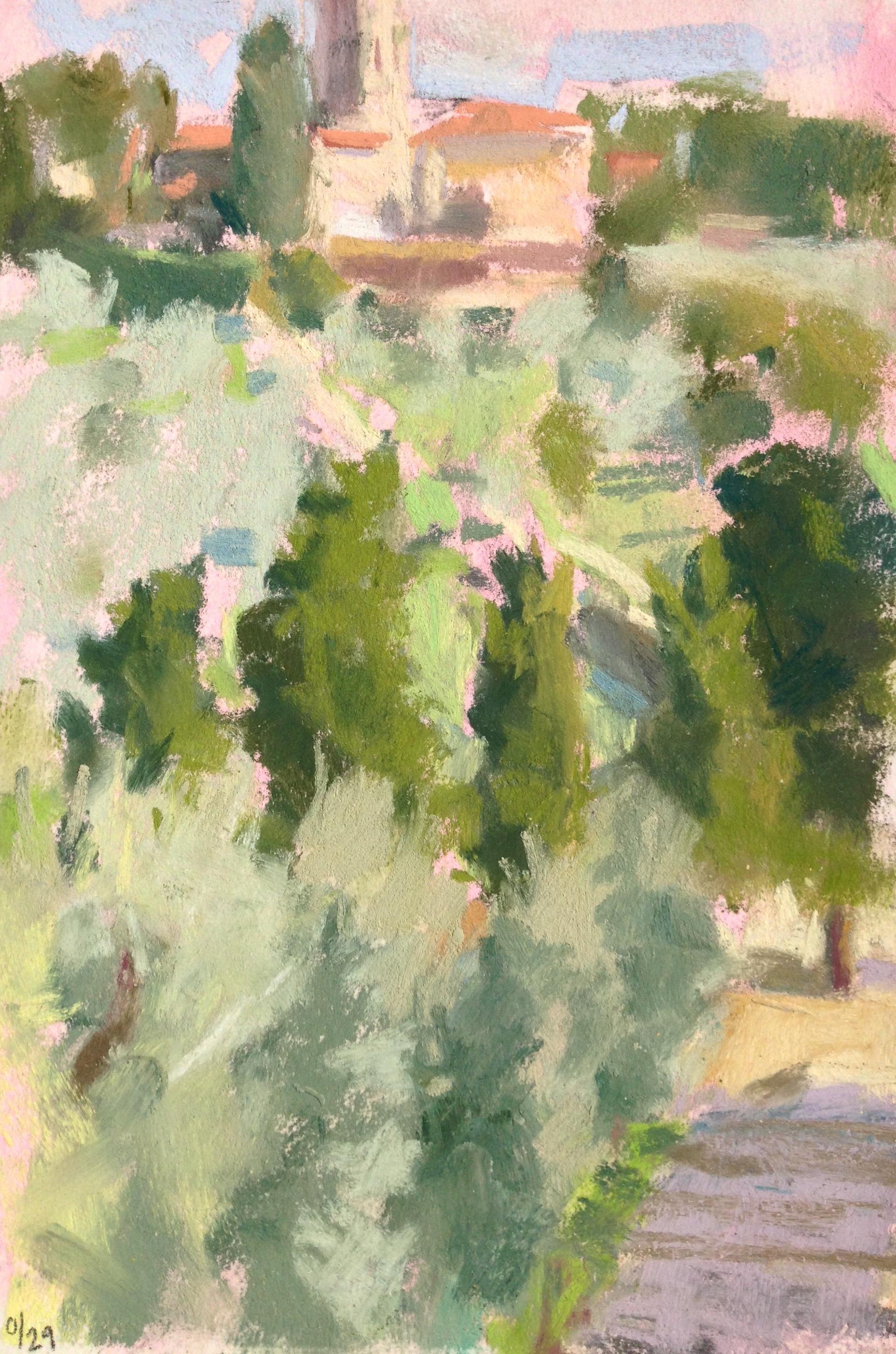 Settignano Hillside, Oct