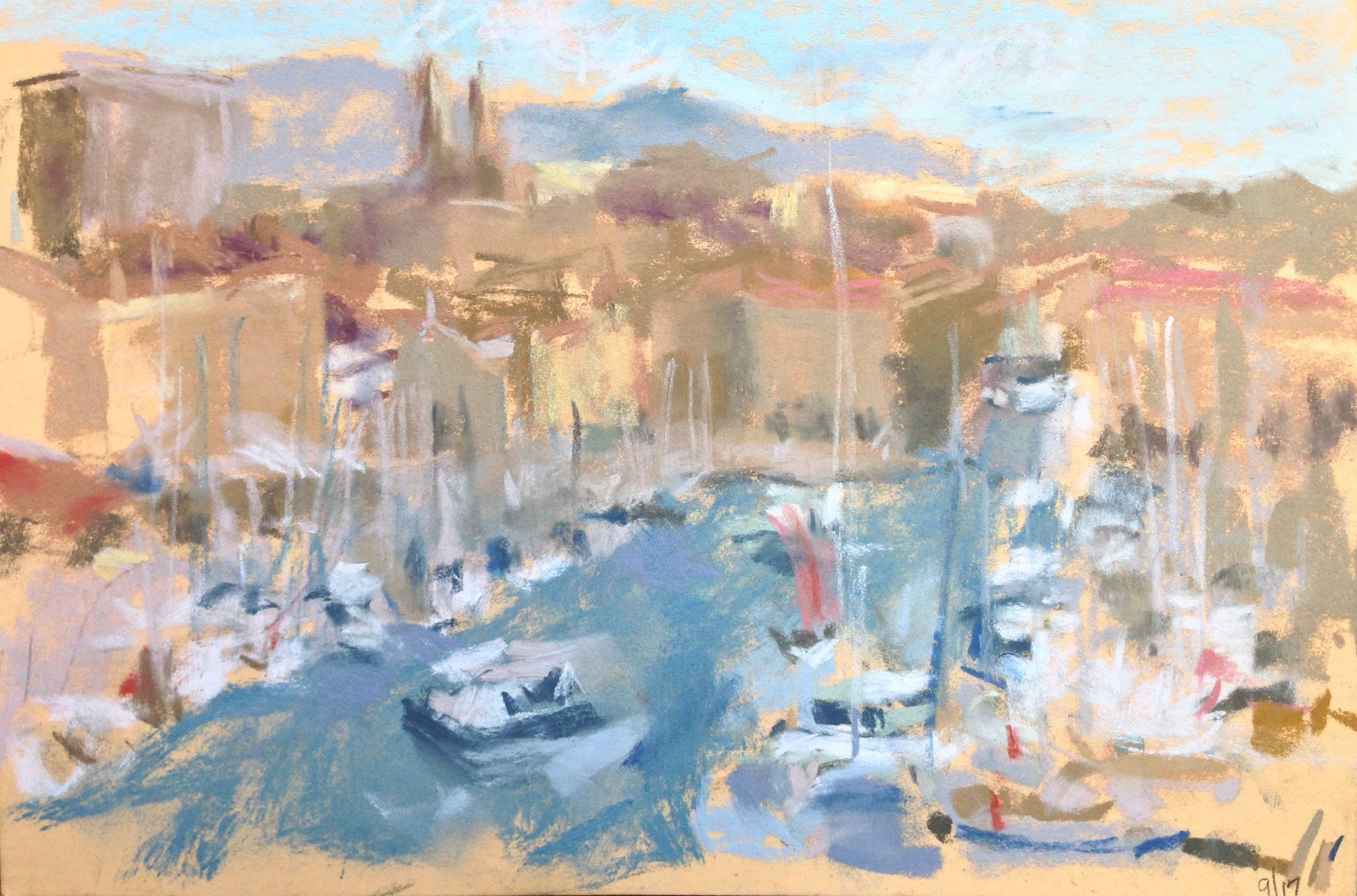 Marseille's Old Port