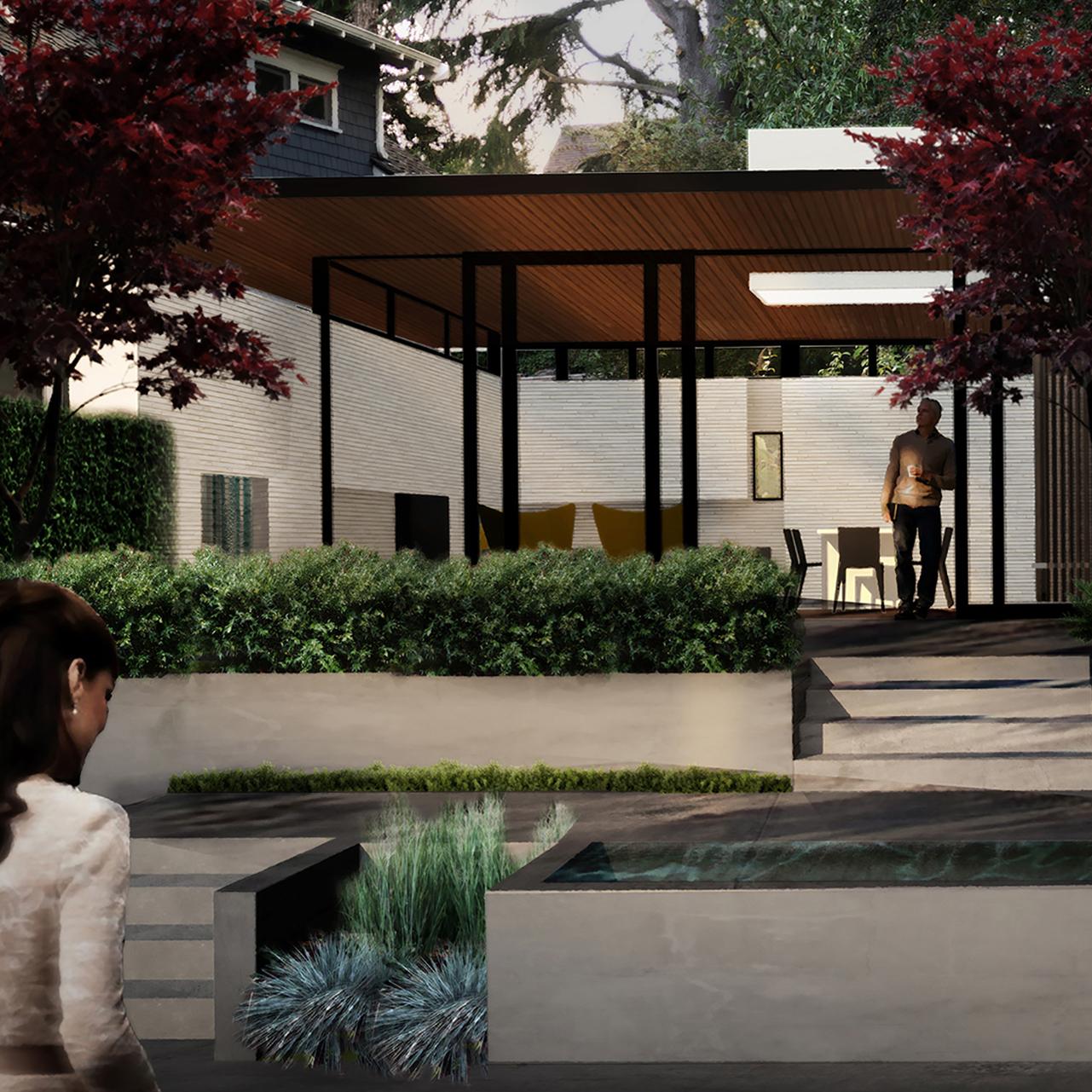 Meridian Pavilion
