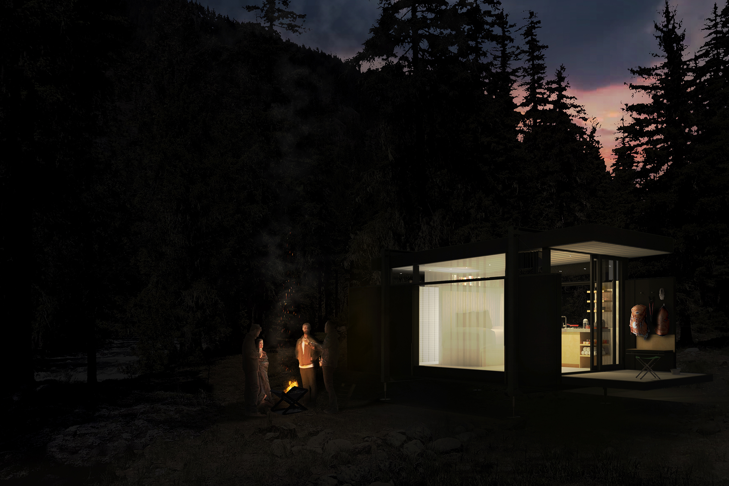 goCstudio_R6 Cabins_Night.jpg