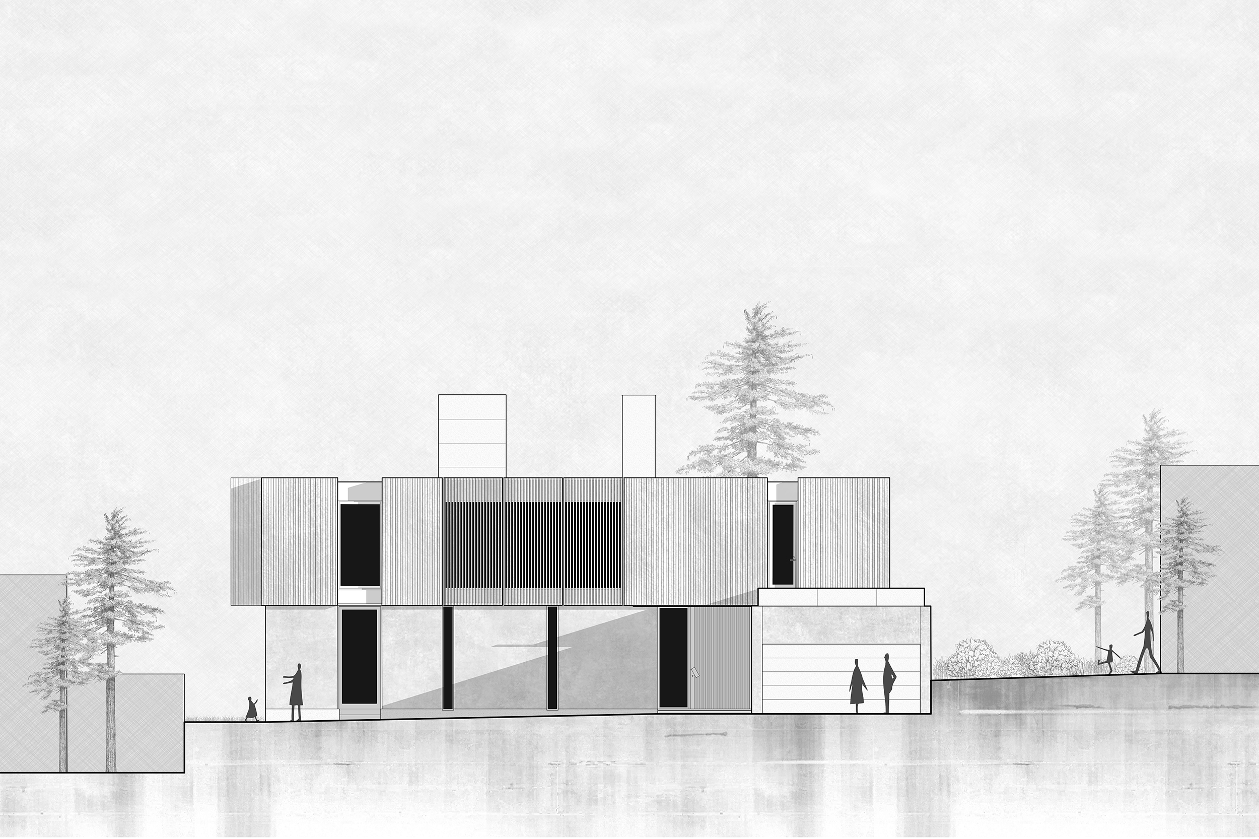 goCstudio_Sound House_North Elevation.jpg