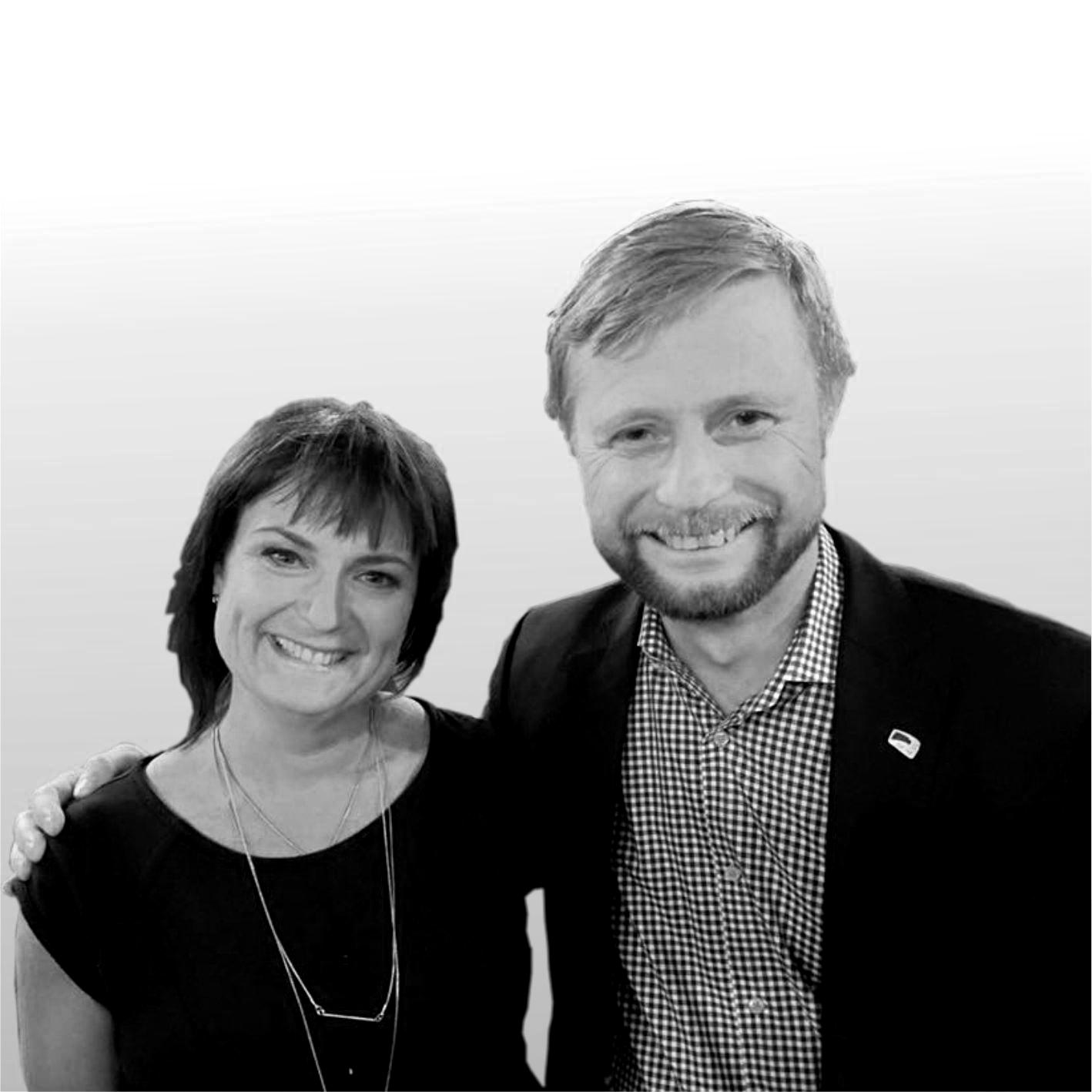 Marianne Dybwad og Bent Høie | Aksjon Sunnaas 2015