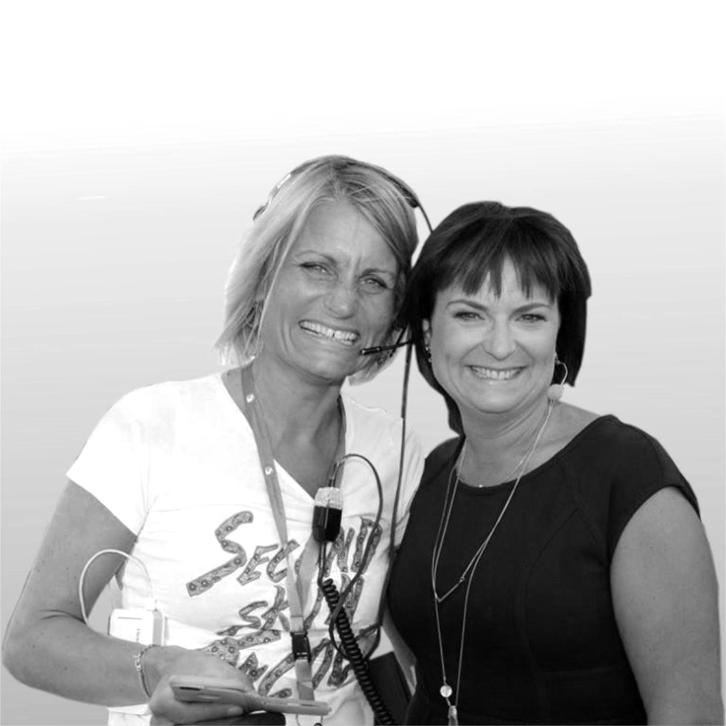 Heidi Kjærnes og Marianne Dybwad | Aksjon Sunnaas 2015
