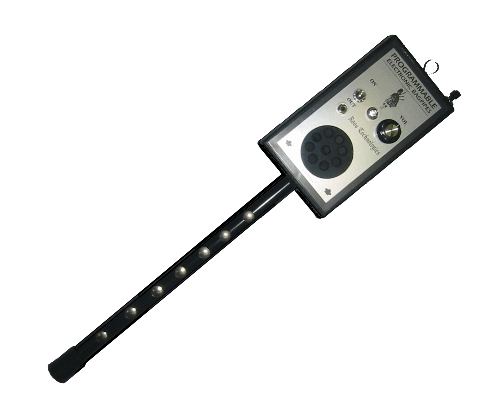 Original Style Ross Technologies Electronic Bagpipes