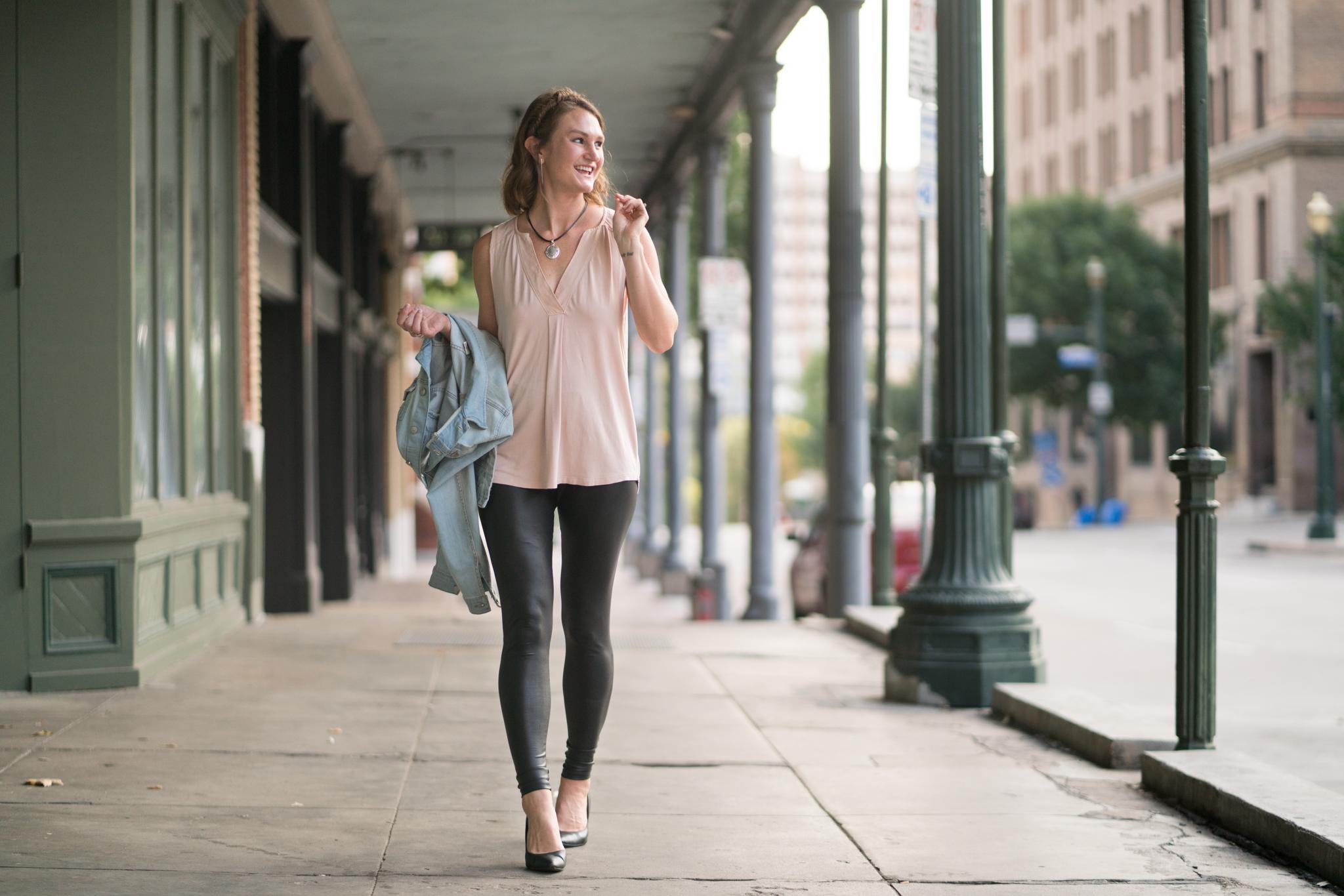 black leggings, nordstrom, hey jode, style, fashion blog