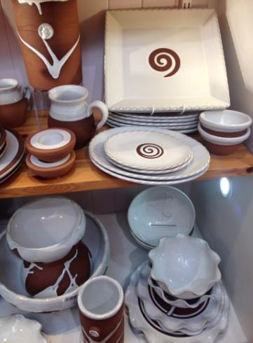 Pottery by Stephen Pearce